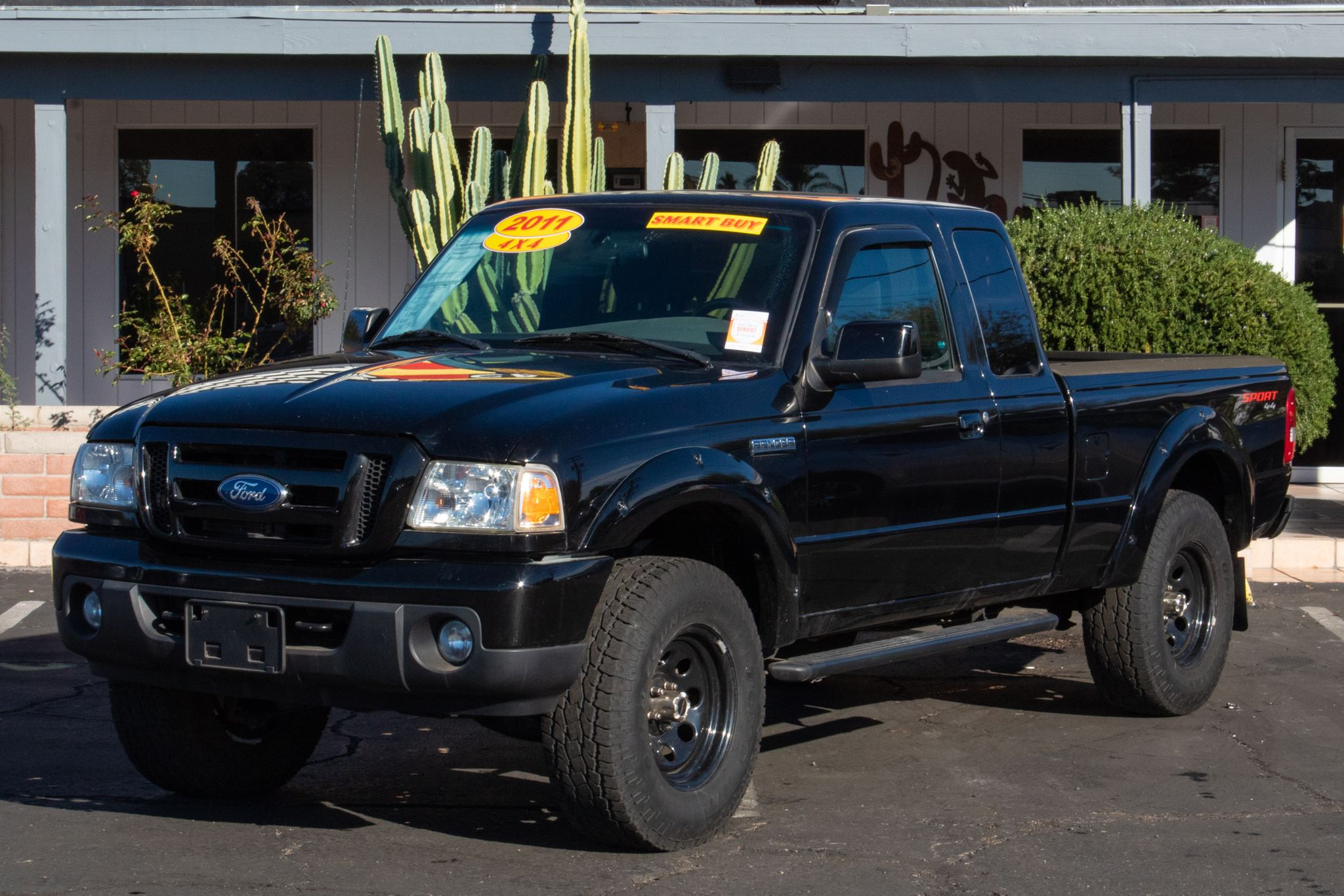 Photo of 2011 Ford Ranger 4WD Supercab Sport 4d