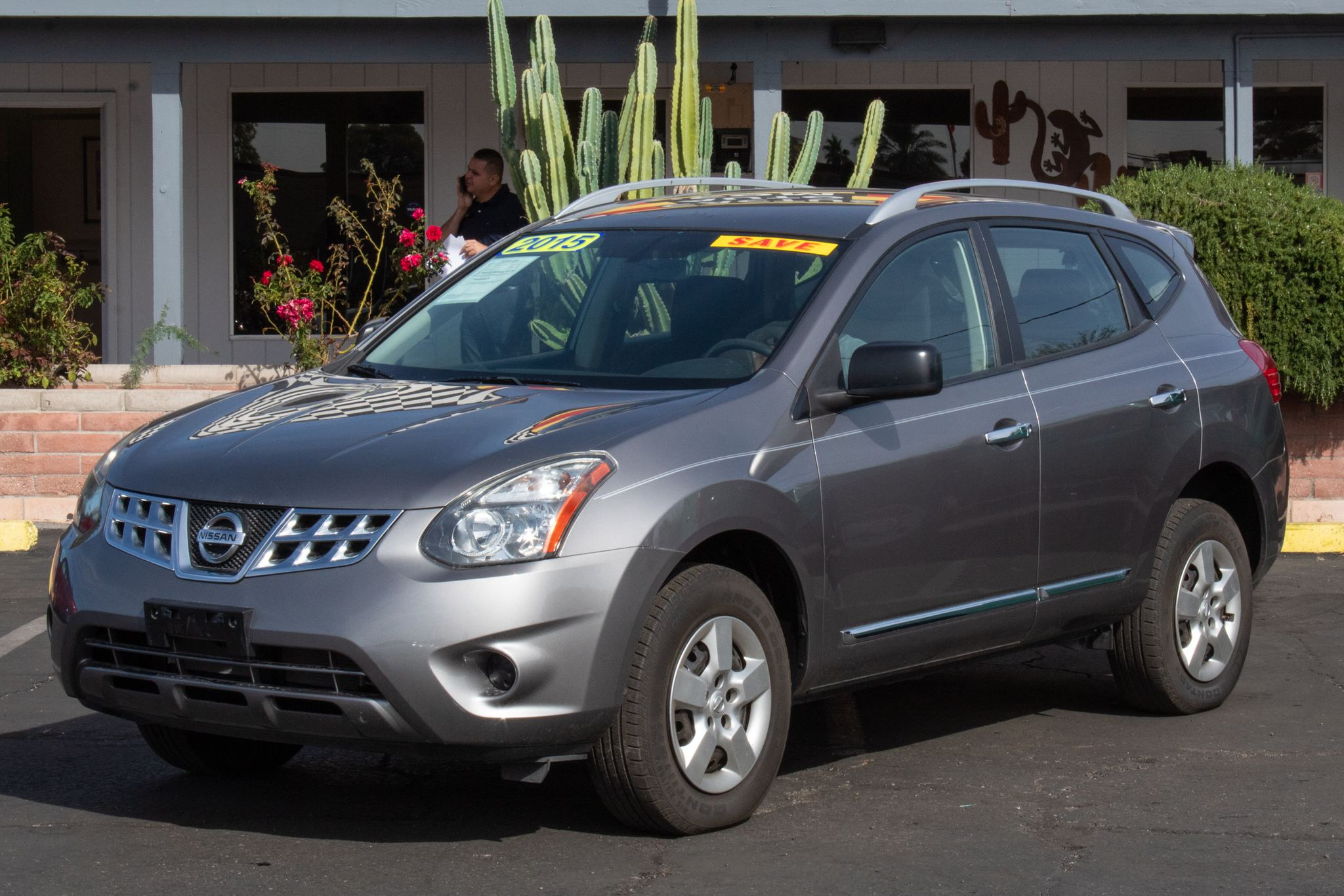 Photo of 2015 Nissan Rogue Select 4d SUV FWD S
