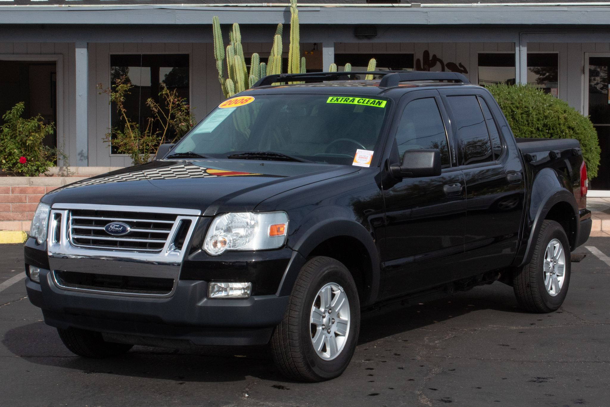 Photo of 2008 Ford Explorer Sport Trac 4d SUV 2WD XLT V6
