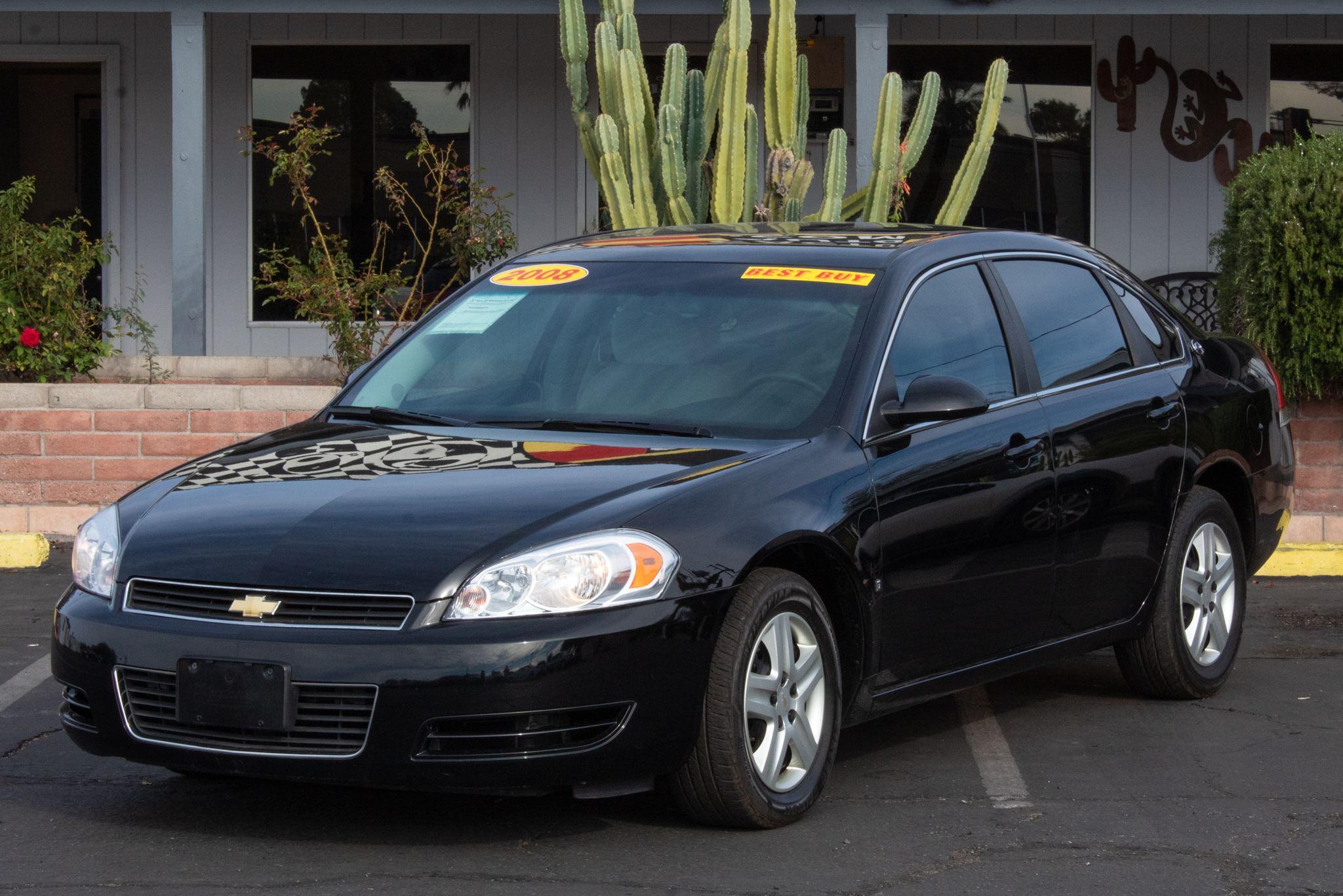 Photo of 2008 Chevrolet Impala 4d Sedan LS