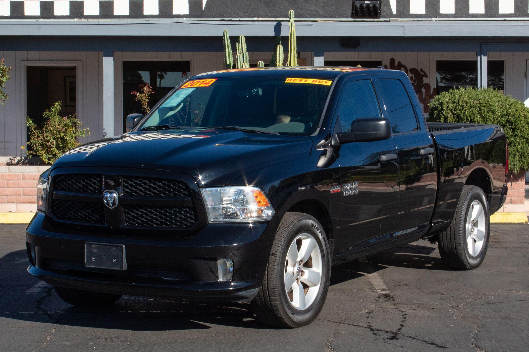 Photo of 2014 Ram 1500 2WD Quad Cab Express