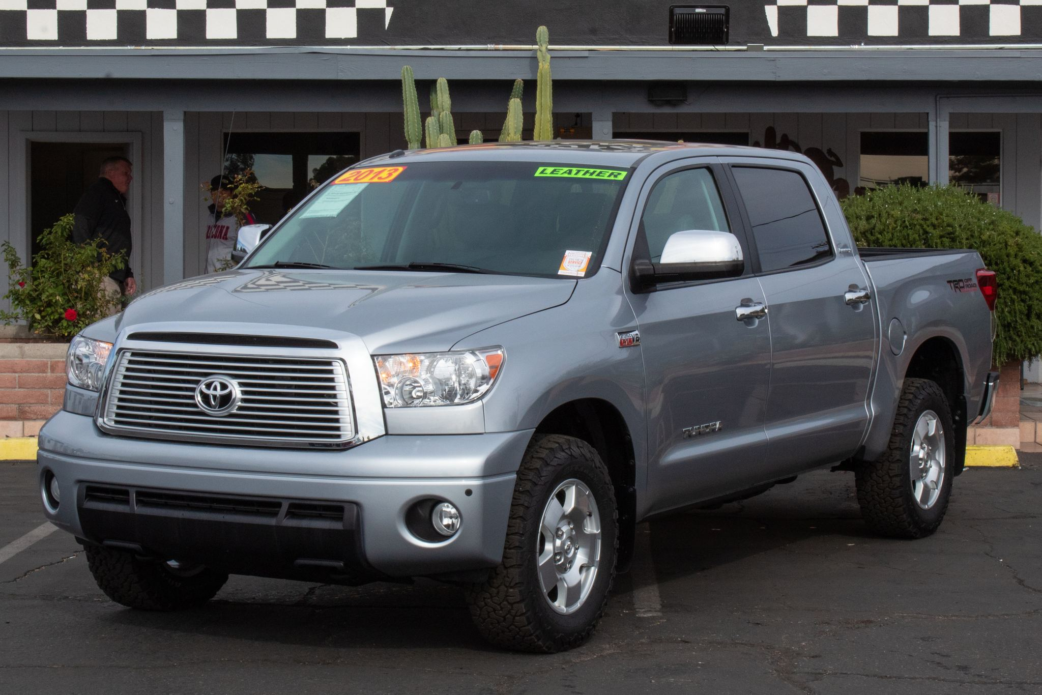 Photo of 2013 Toyota Tundra 4WD CrewMax 5.7L Limited