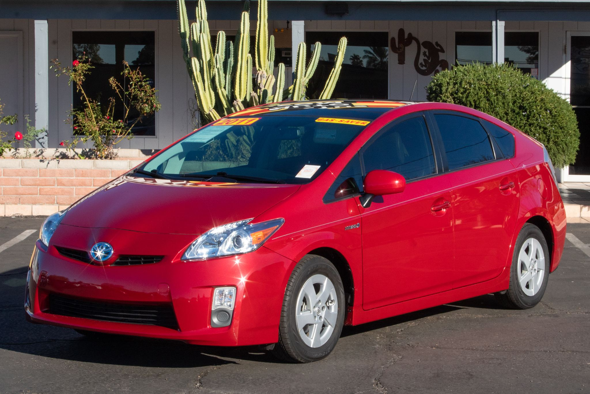 Photo of 2011 Toyota Prius 5d Hatchback Four