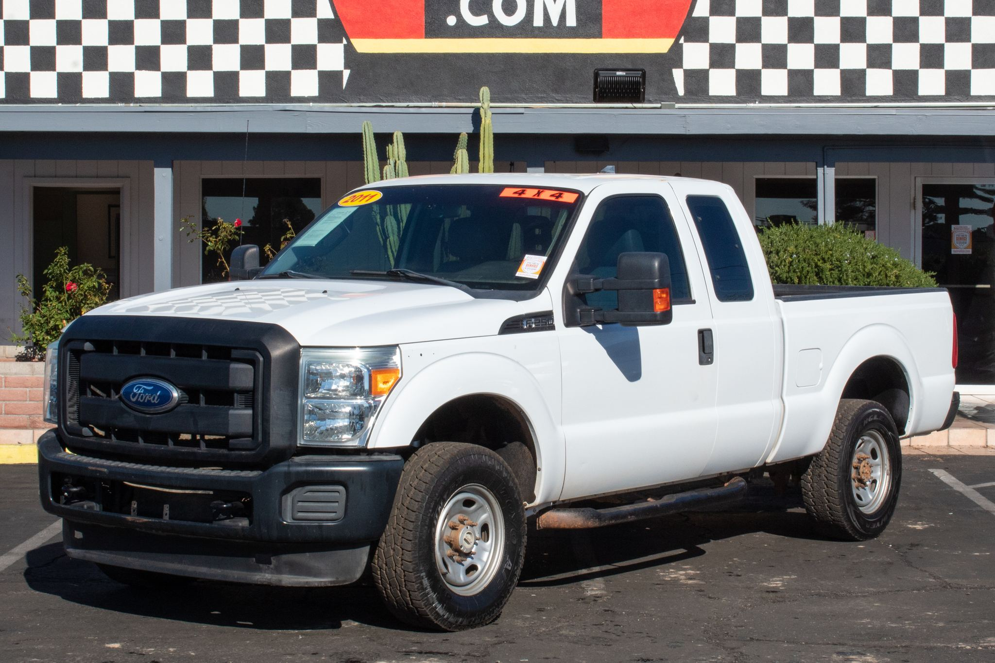 Photo of 2011 Ford F250 4WD Supercab XL