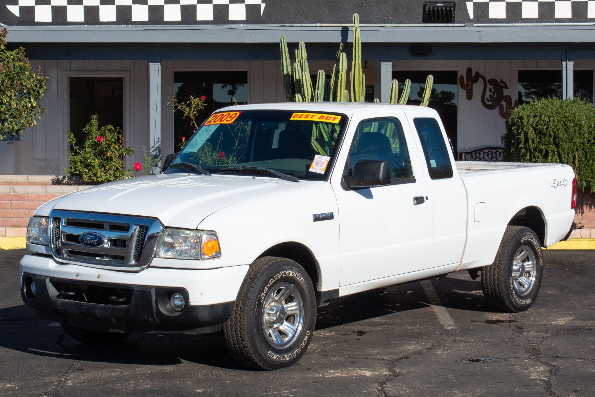 Photo of 2009 Ford Ranger 4WD Supercab XLT 4d