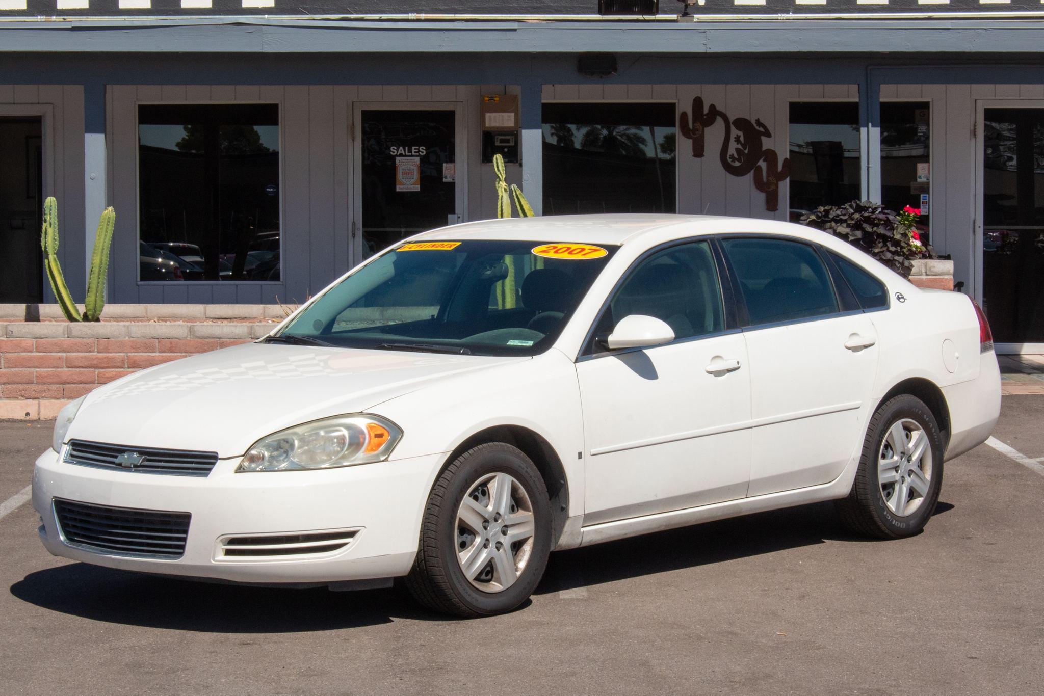 Photo of 2007 Chevrolet Impala 4d Sedan LS