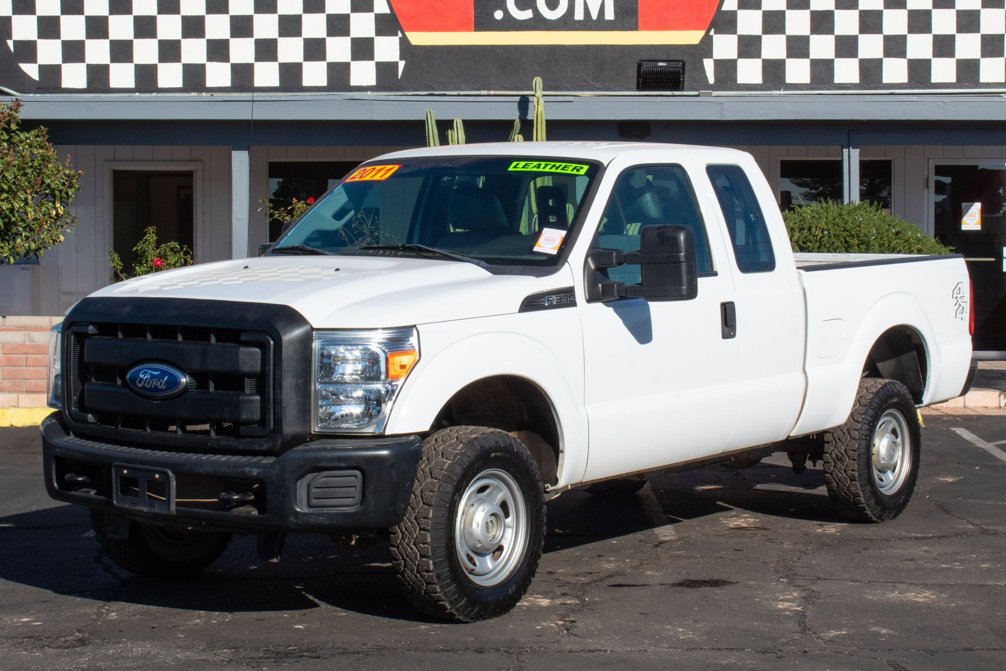 Photo of 2011 Ford F350 4WD Supercab XL SRW