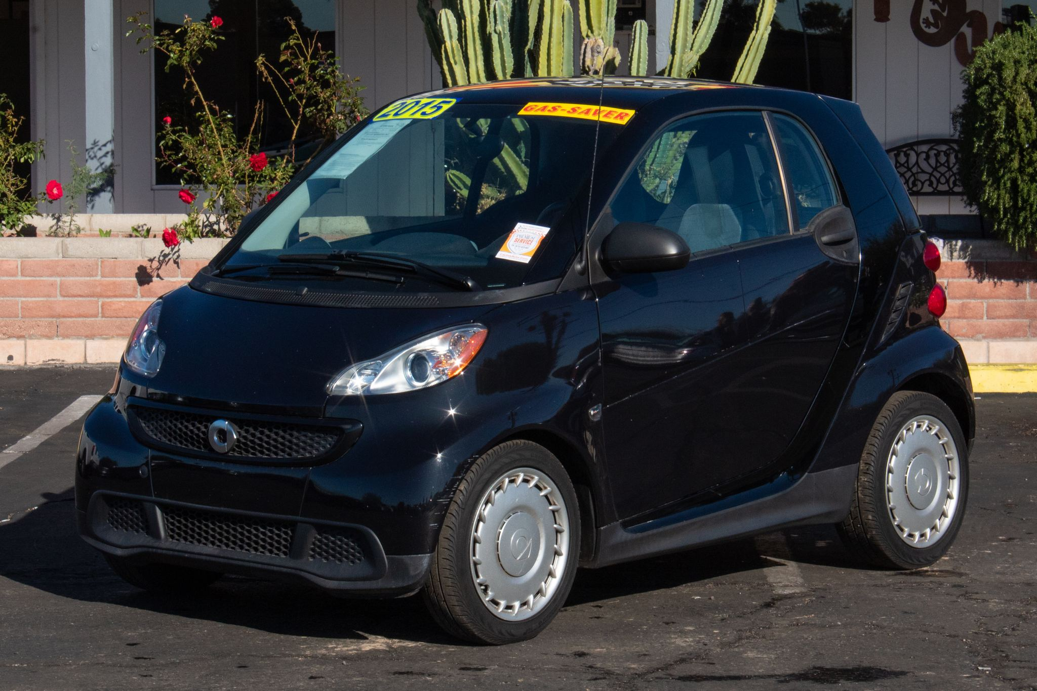 Photo of 2015 Smart Fortwo 2d Coupe Pure