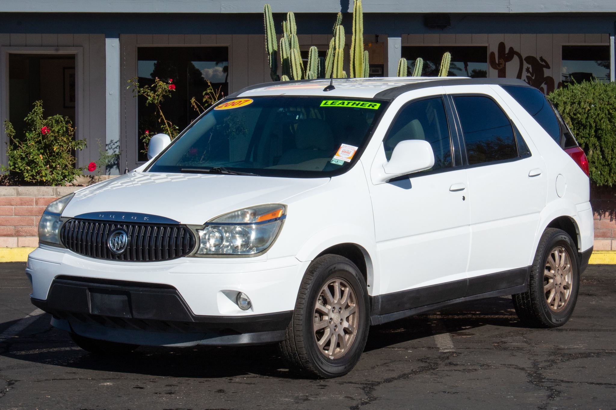 Photo of 2007 Buick Rendezvous 4d SUV FWD CXL