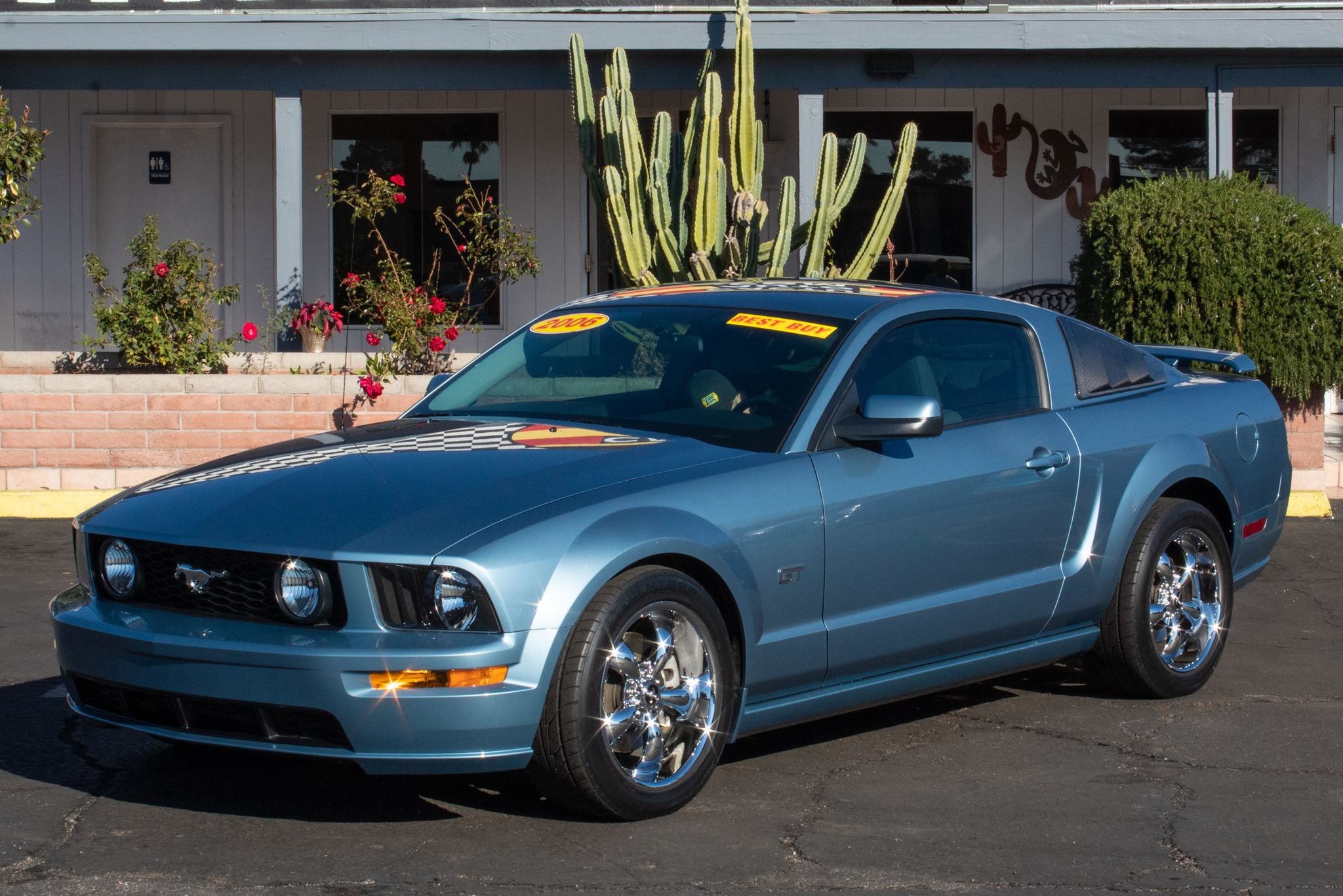 Photo of 2006 Ford Mustang 2d Coupe GT Premium