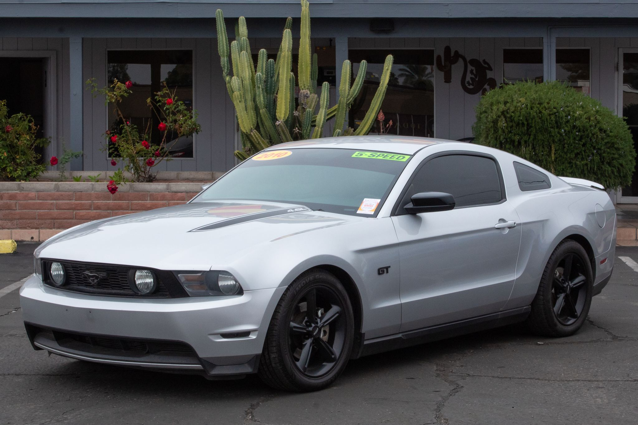 Photo of 2010 Ford Mustang 2d Coupe GT