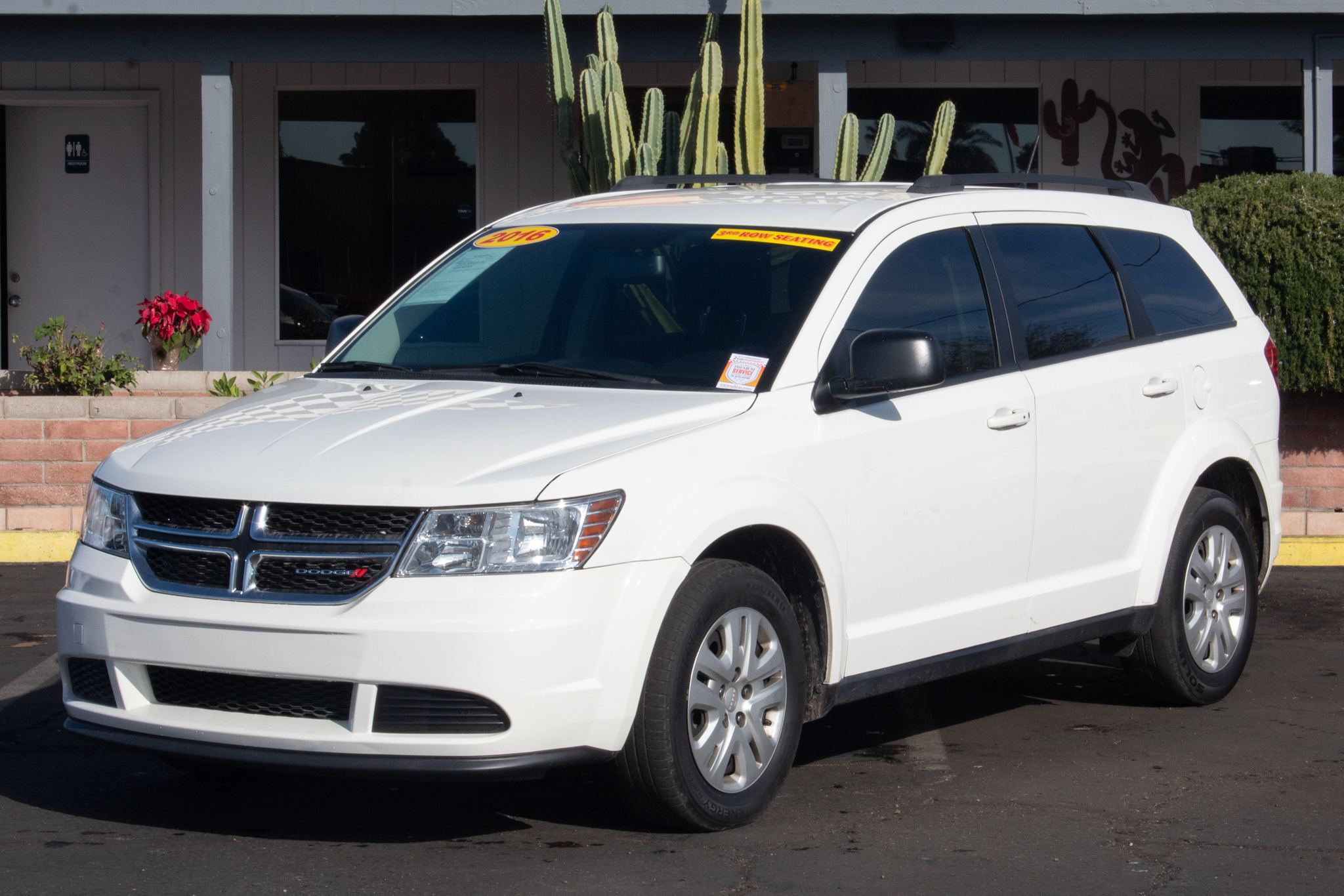 Photo of 2016 Dodge Journey 4d SUV FWD SE