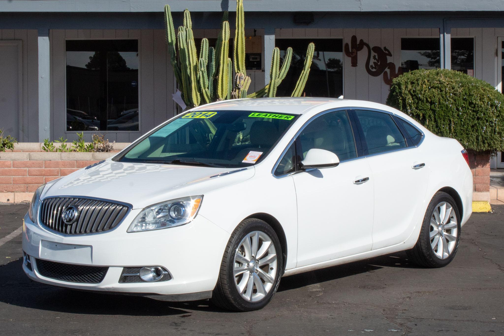 Photo of 2014 Buick Verano 4d Sedan