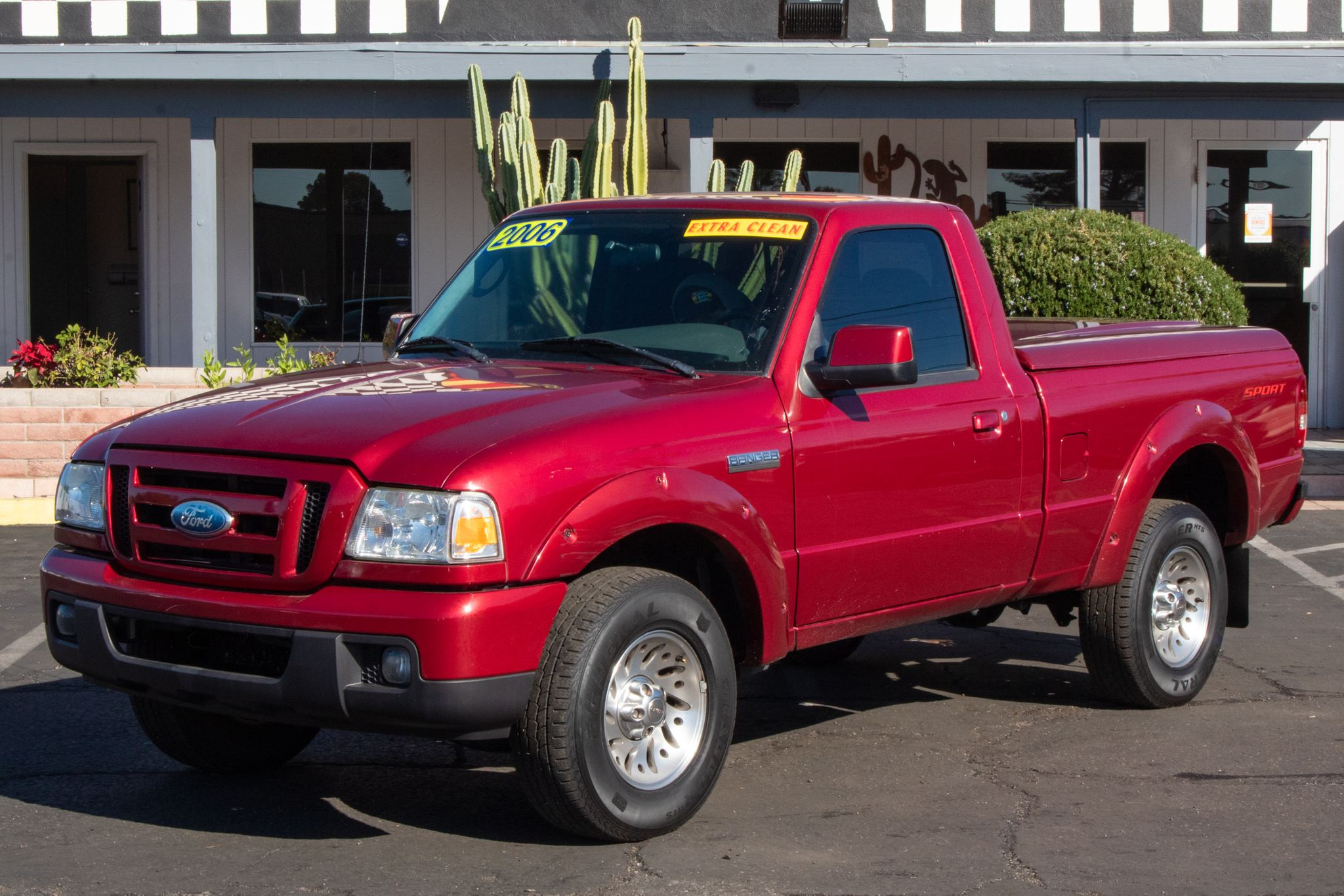 Photo of 2006 Ford Ranger 2WD Reg Cab Sport