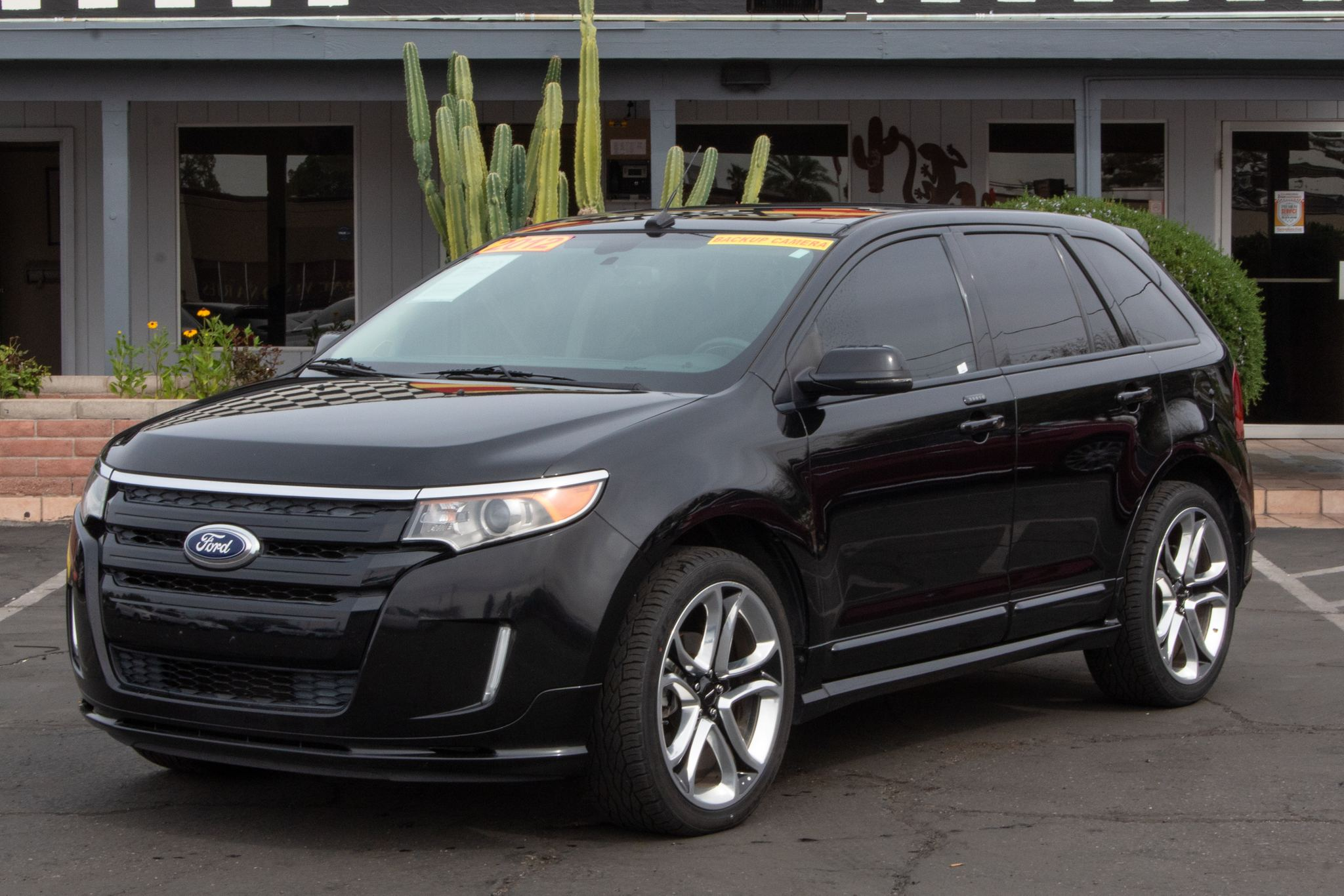 Photo of 2012 Ford Edge 4d SUV AWD Sport