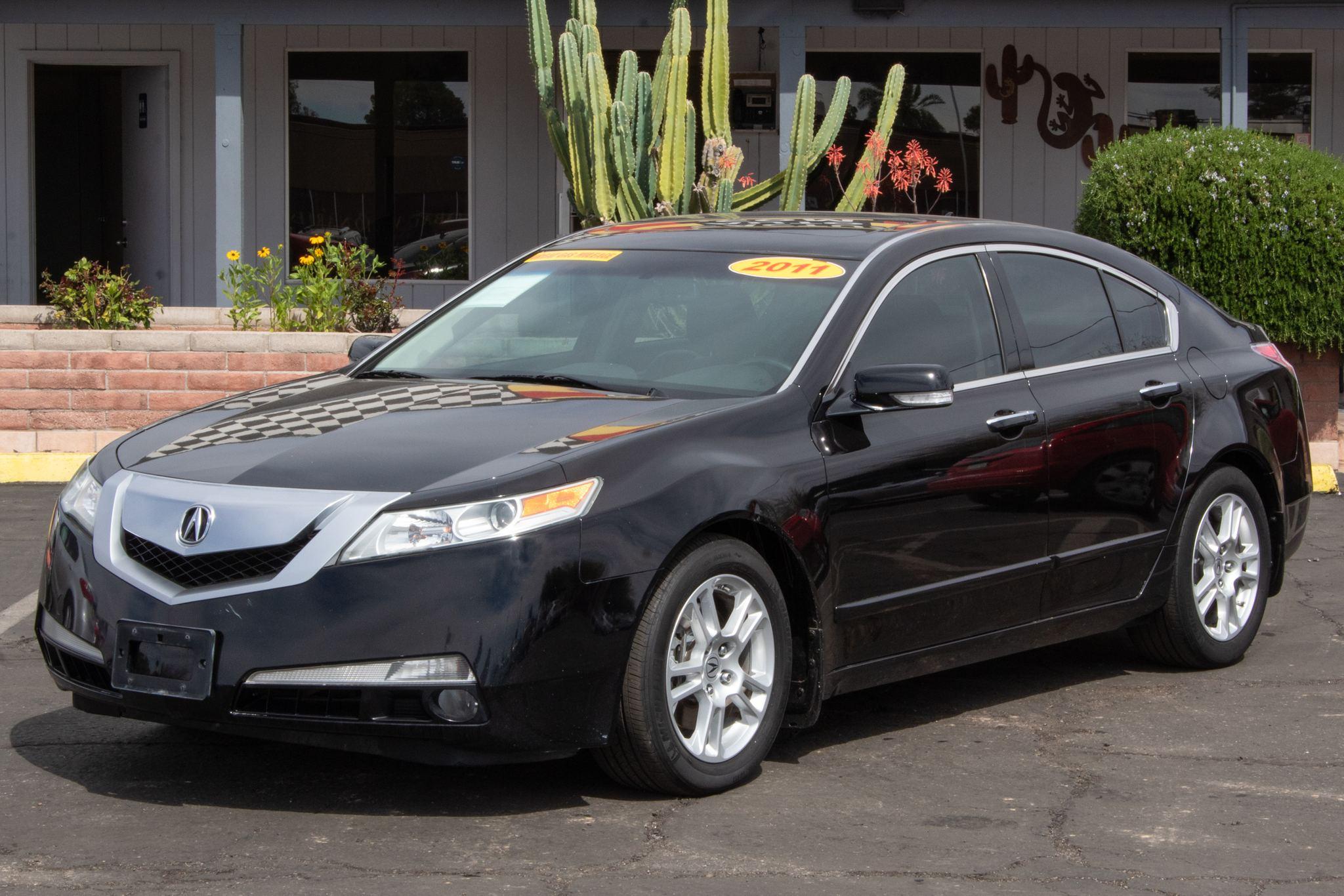 Photo of 2011 Acura TL 4d Sedan Tech