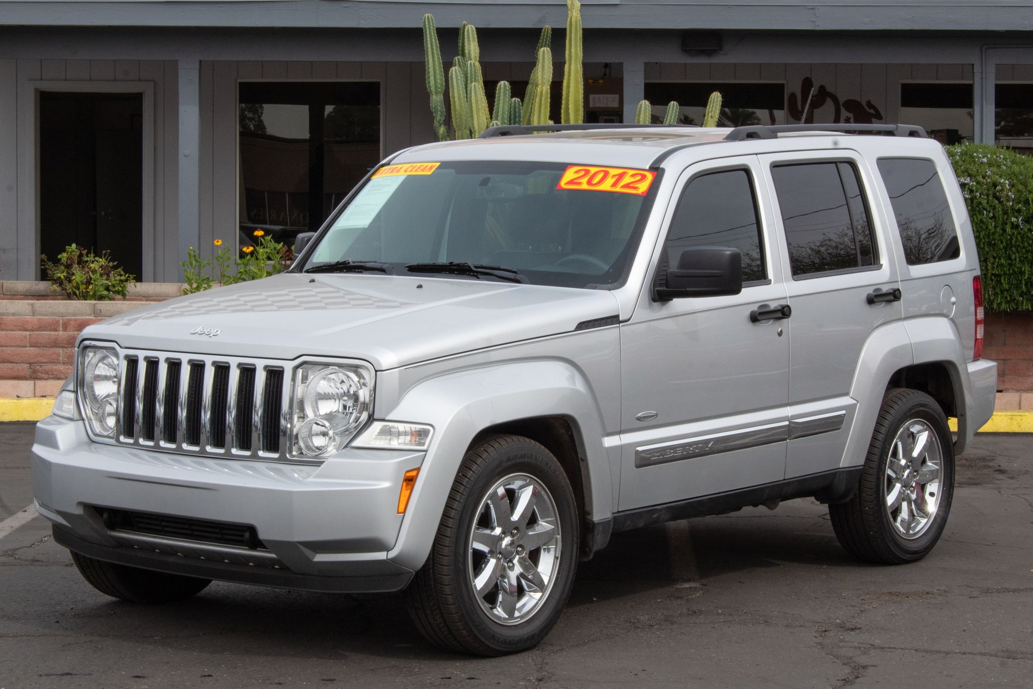 Photo of 2012 Jeep Liberty 4d SUV 4WD Sport