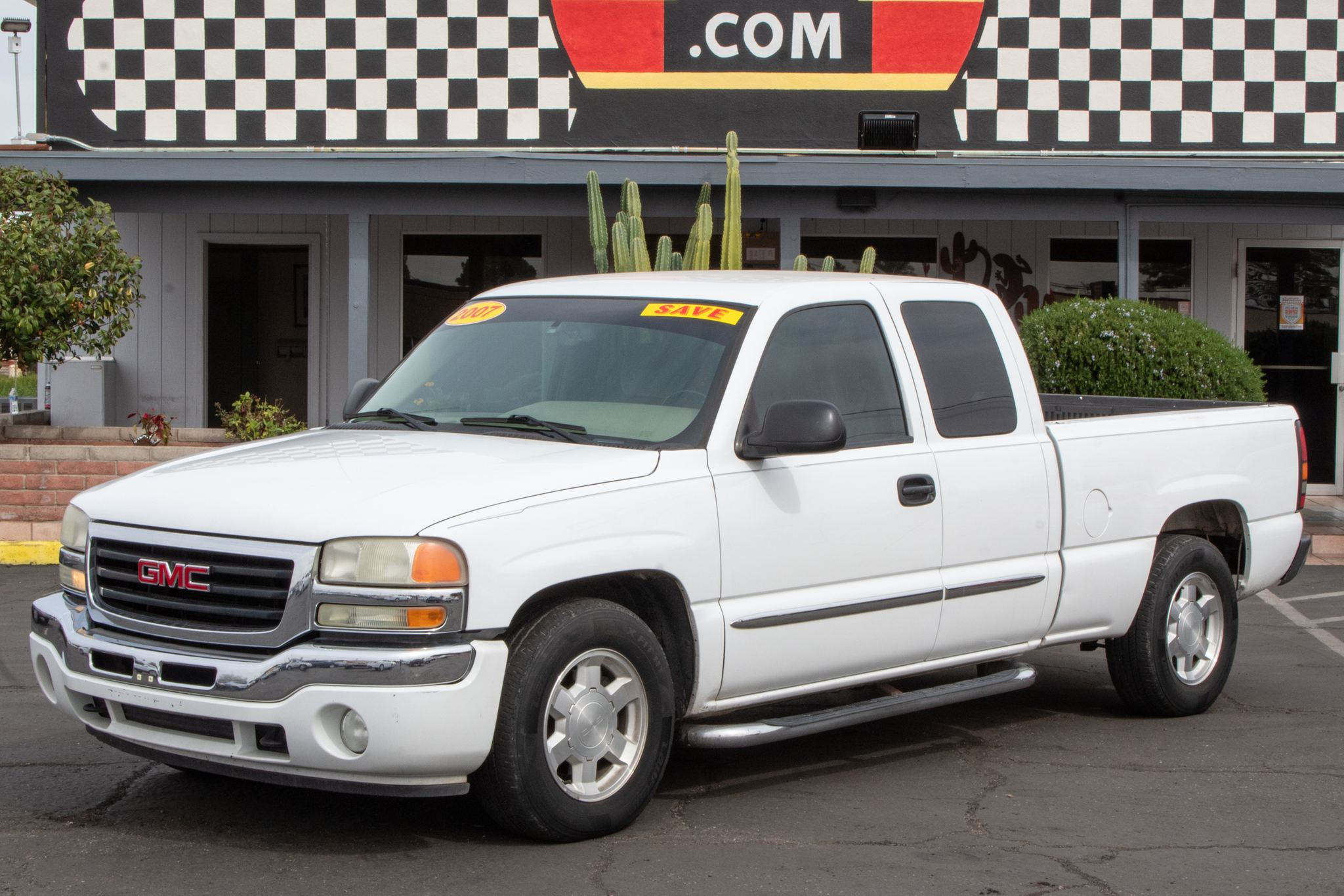 Photo of 2007 GMC Sierra 1500 Classic 2WD Ext Cab SLE1