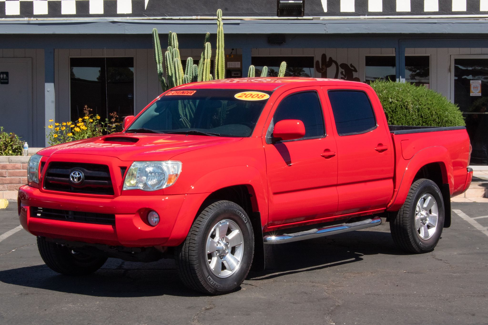 Photo of 2008 Toyota Tacoma 2WD D-Cab PreRunner Shortbed