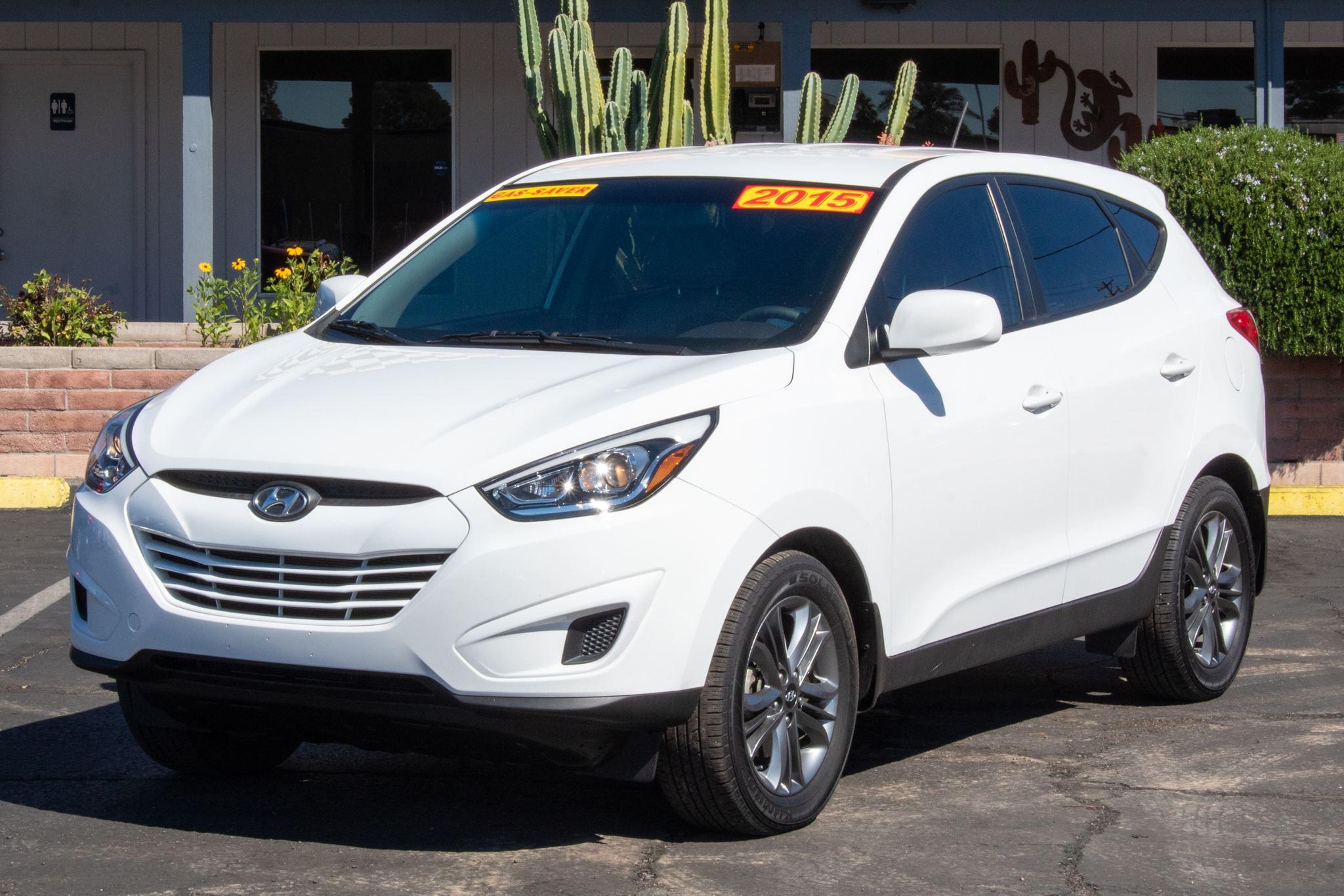 Photo of 2015 Hyundai Tucson 4d SUV FWD GLS