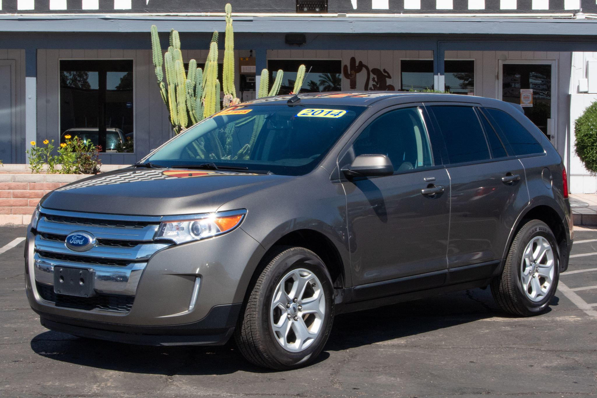 Photo of 2014 Ford Edge 4d SUV AWD SEL