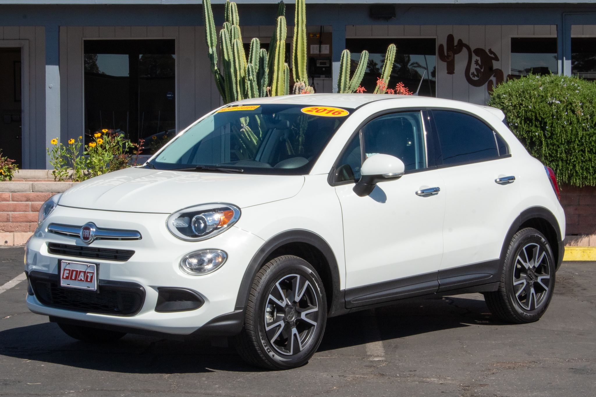 Photo of 2016 Fiat 500X 4d Utility AWD Easy