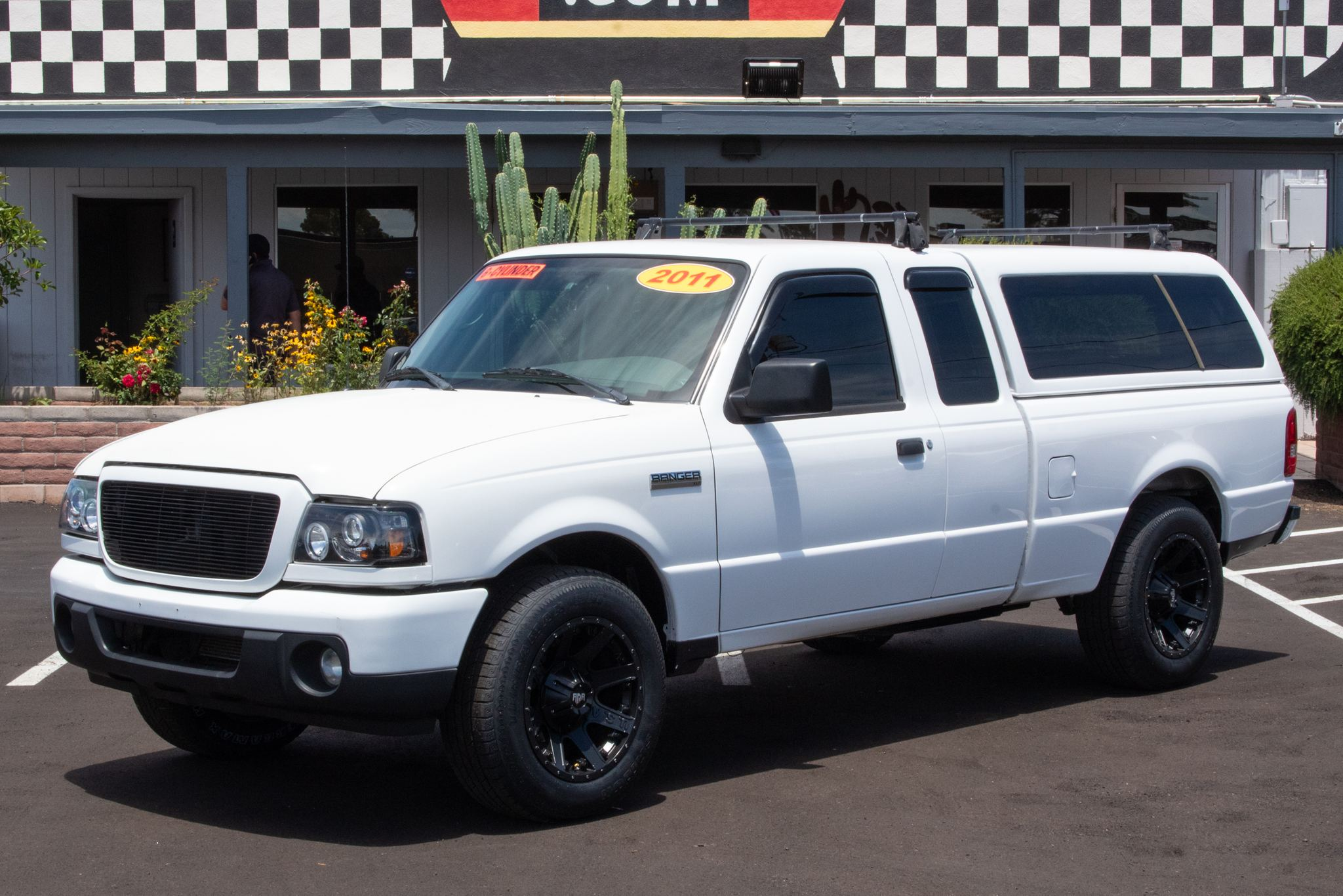 Photo of 2011 Ford Ranger 2WD Supercab XLT 4d