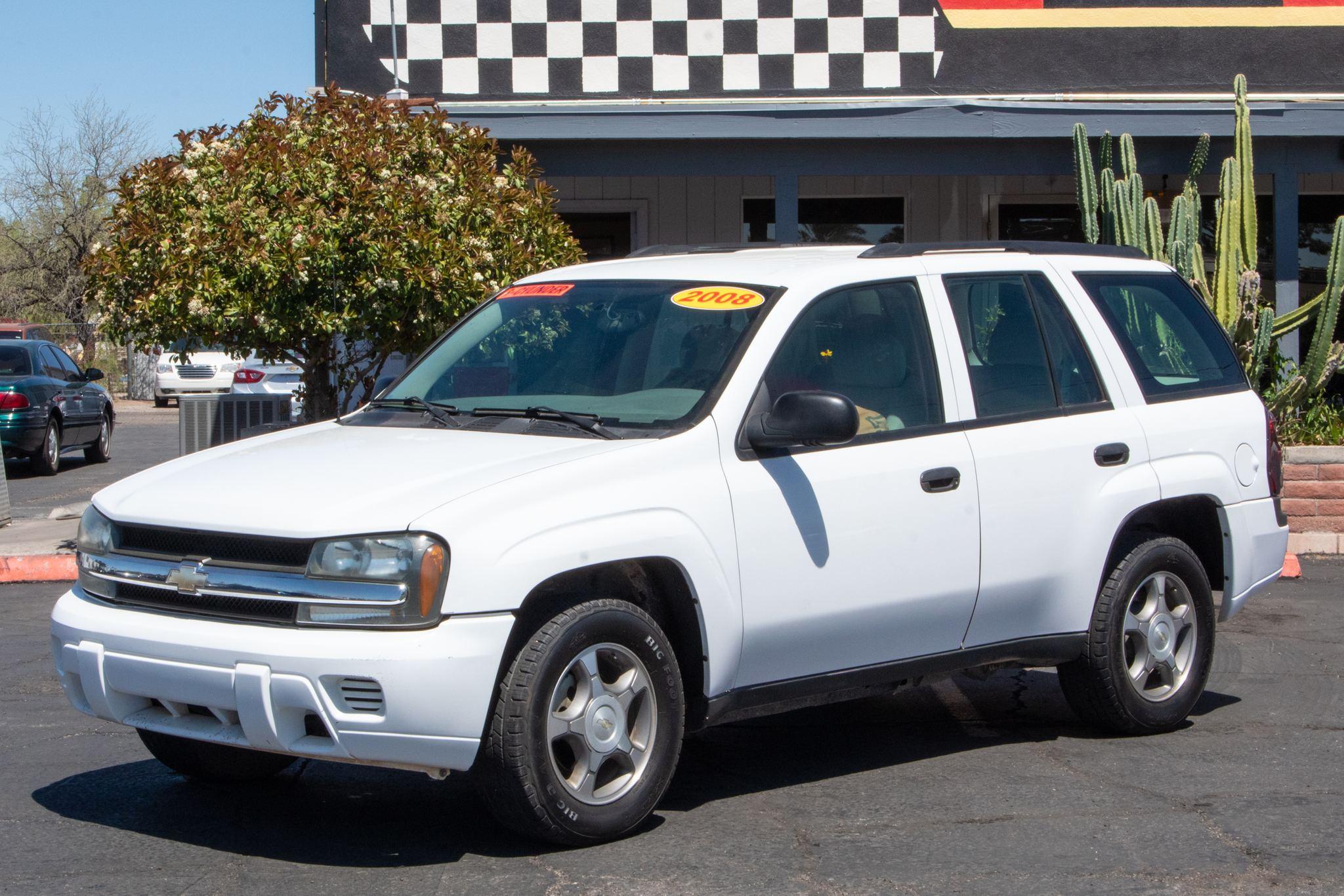 Photo of 2008 Chevrolet Trailblazer 4d SUV 4WD LS