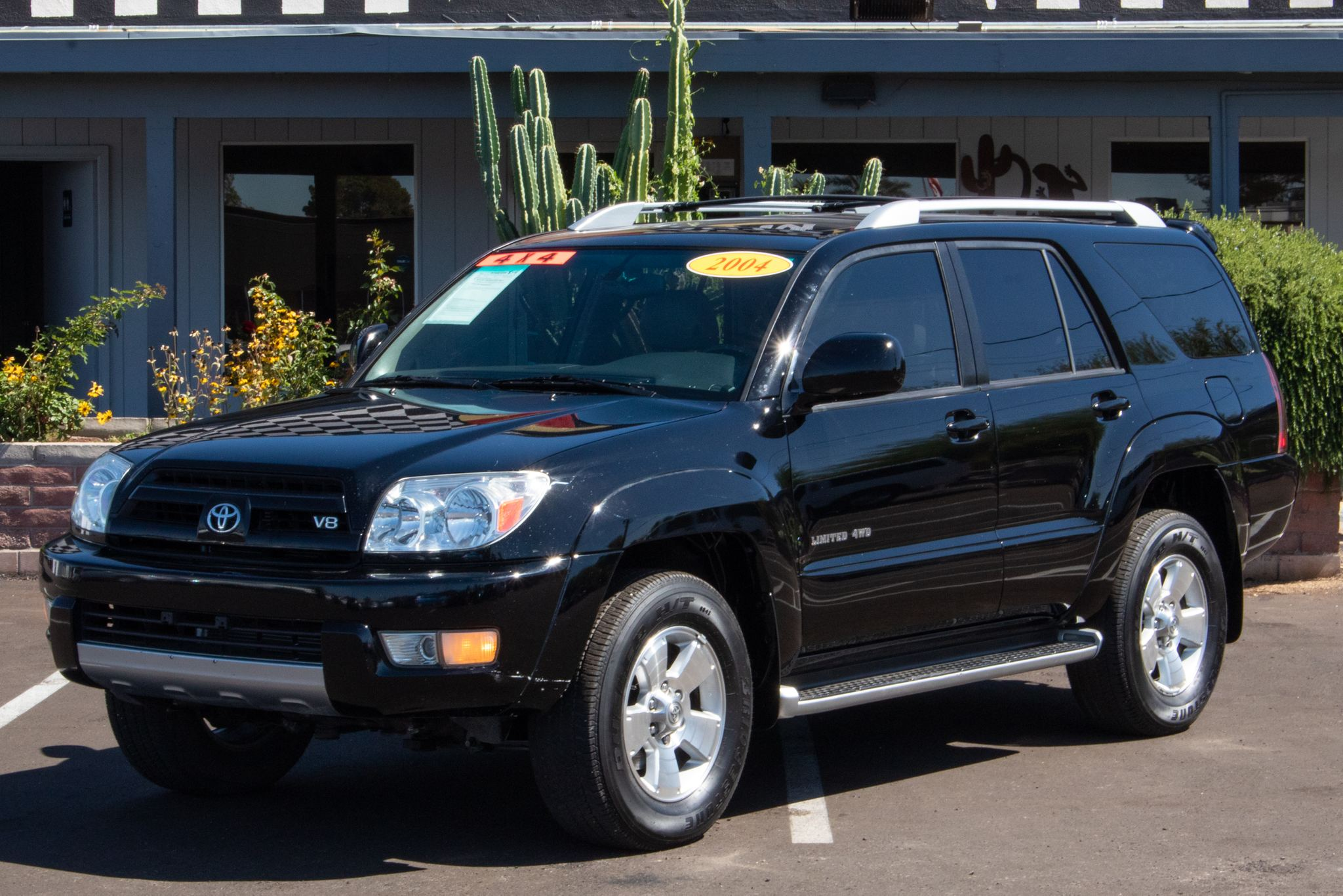 Photo of 2004 Toyota 4Runner 4d SUV 4WD Limited V8