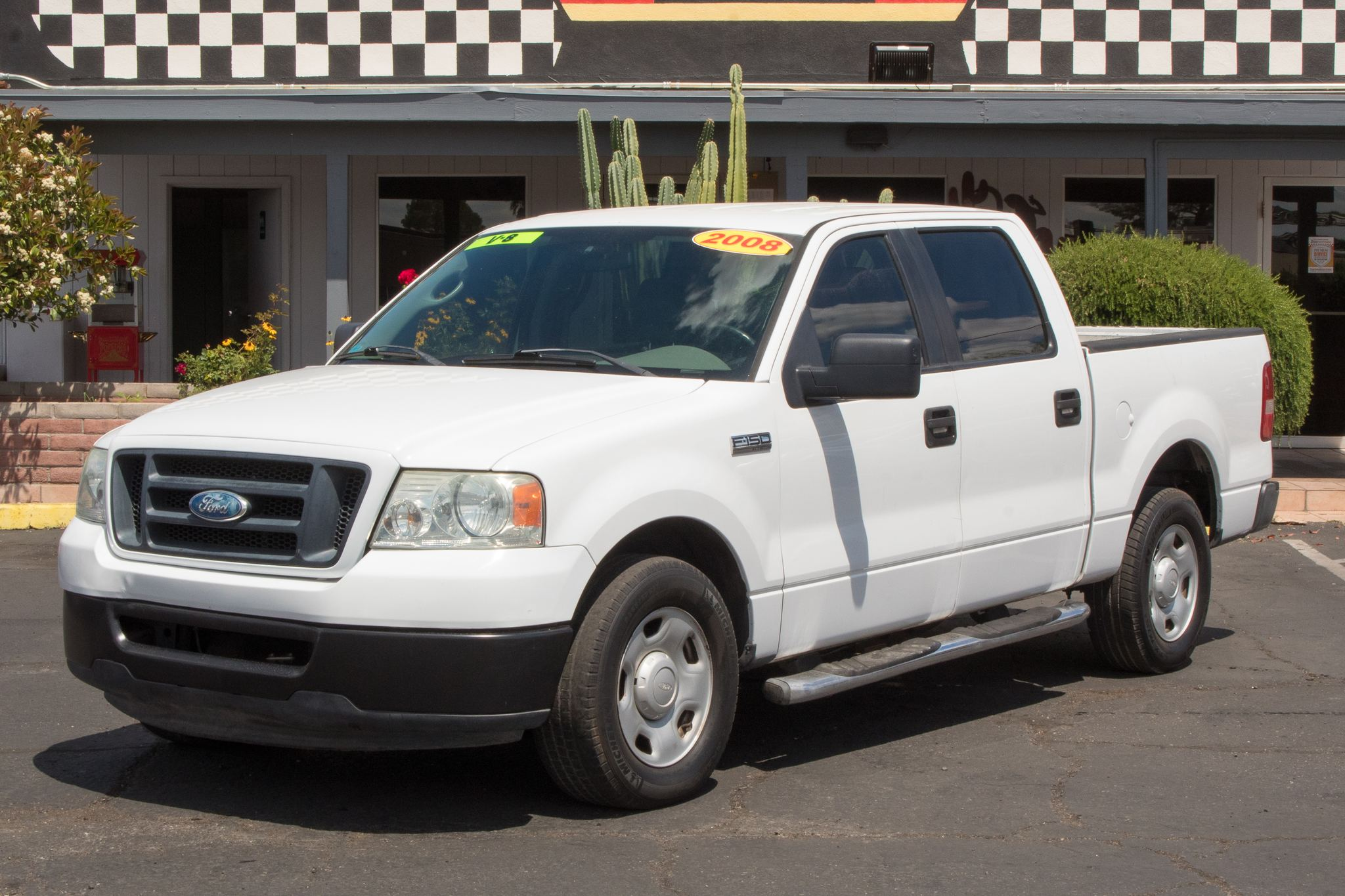 Photo of 2008 Ford F150 2WD Supercrew XL