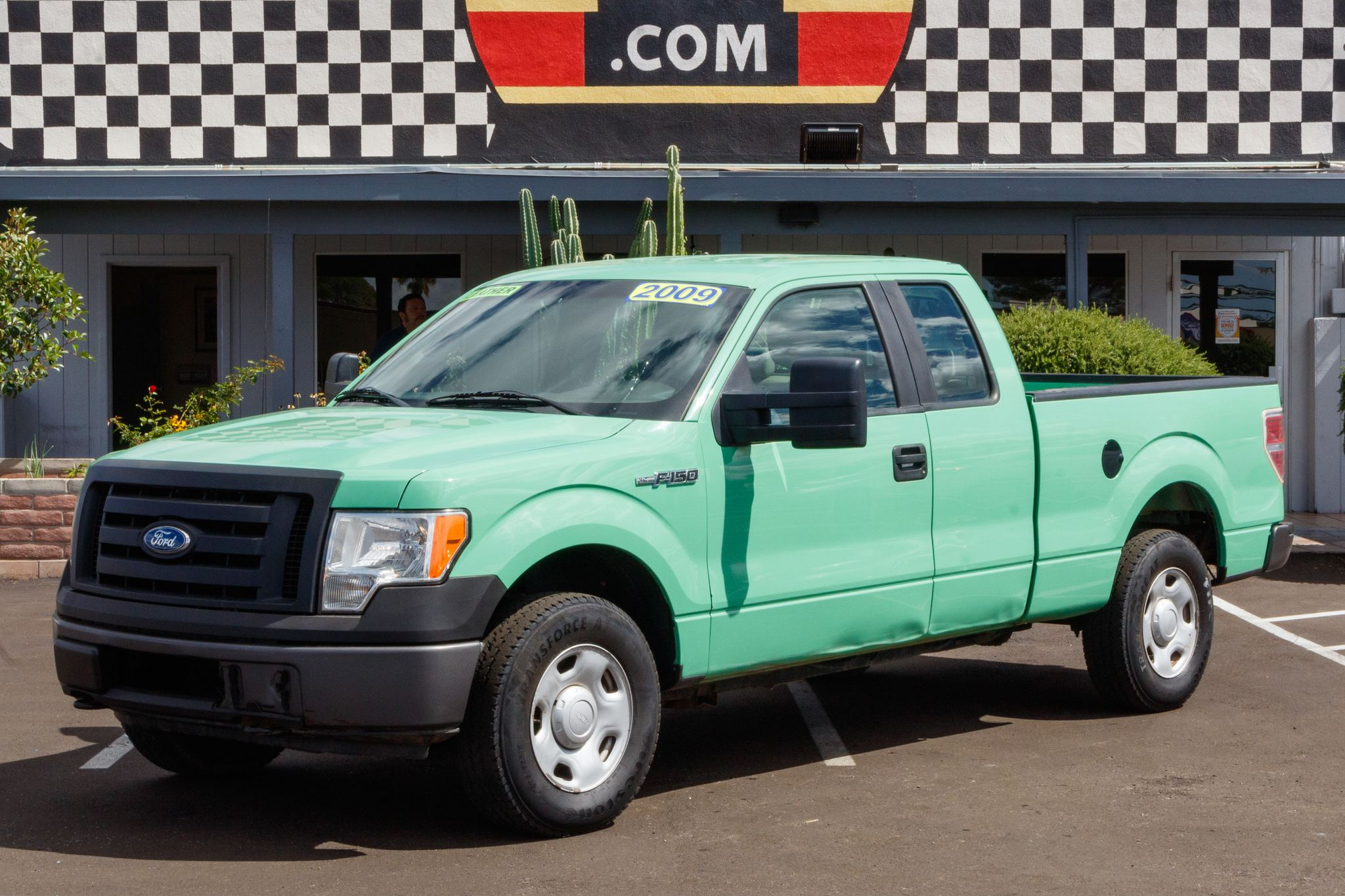 Photo of 2009 Ford F150 4WD Supercab XL