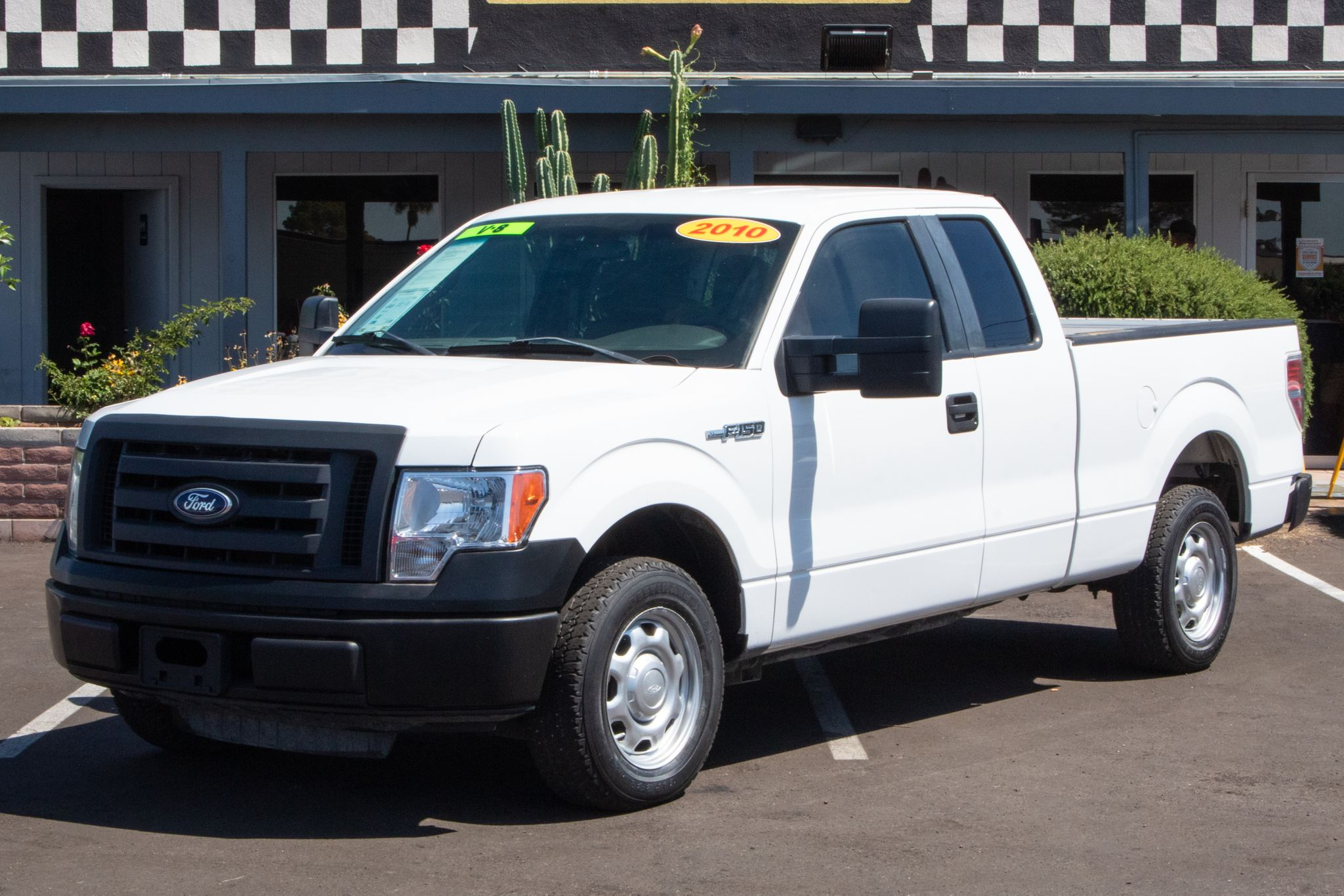 Photo of 2010 Ford F150 2WD Supercab XL
