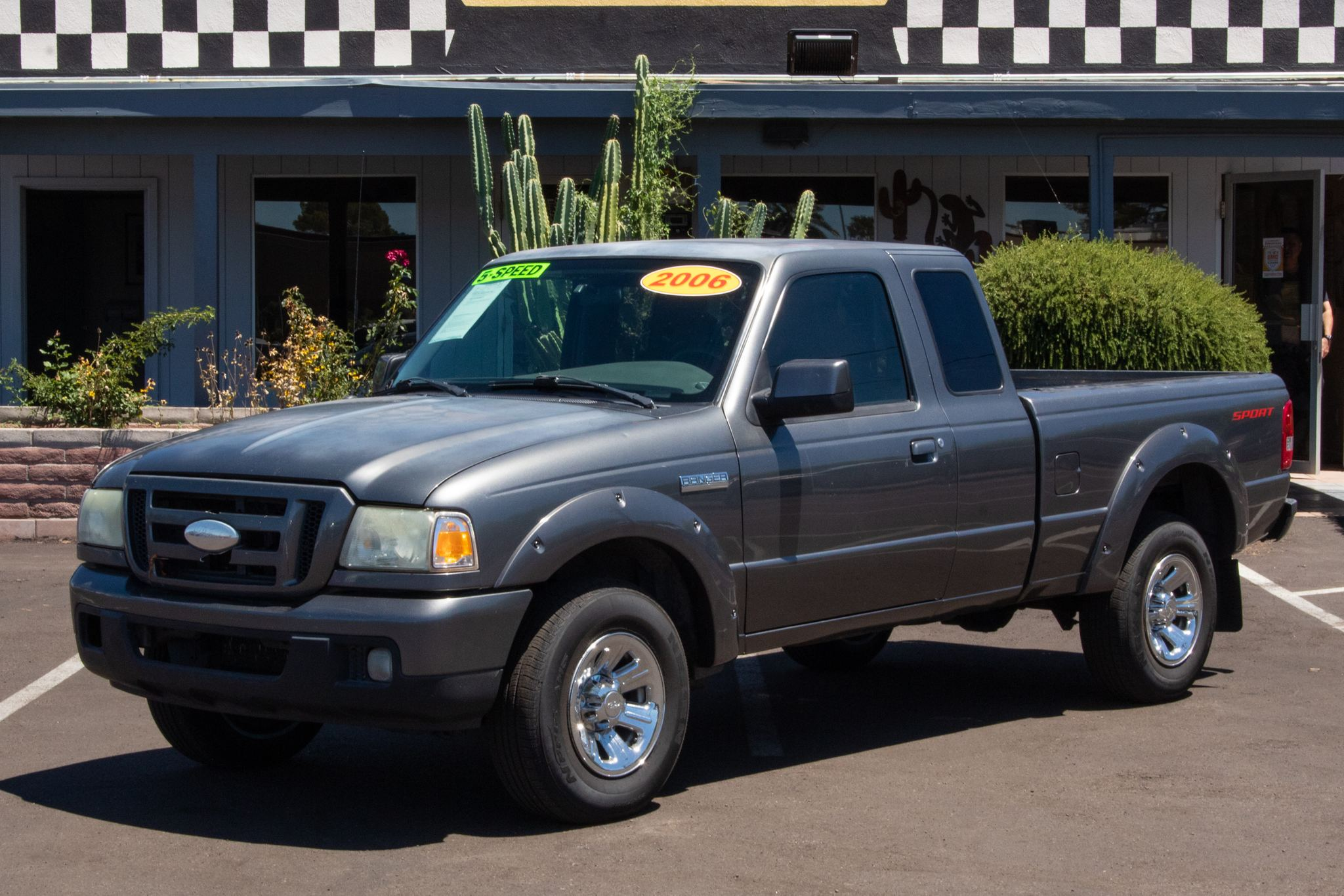 Photo of 2006 Ford Ranger 2WD Supercab XL 2d