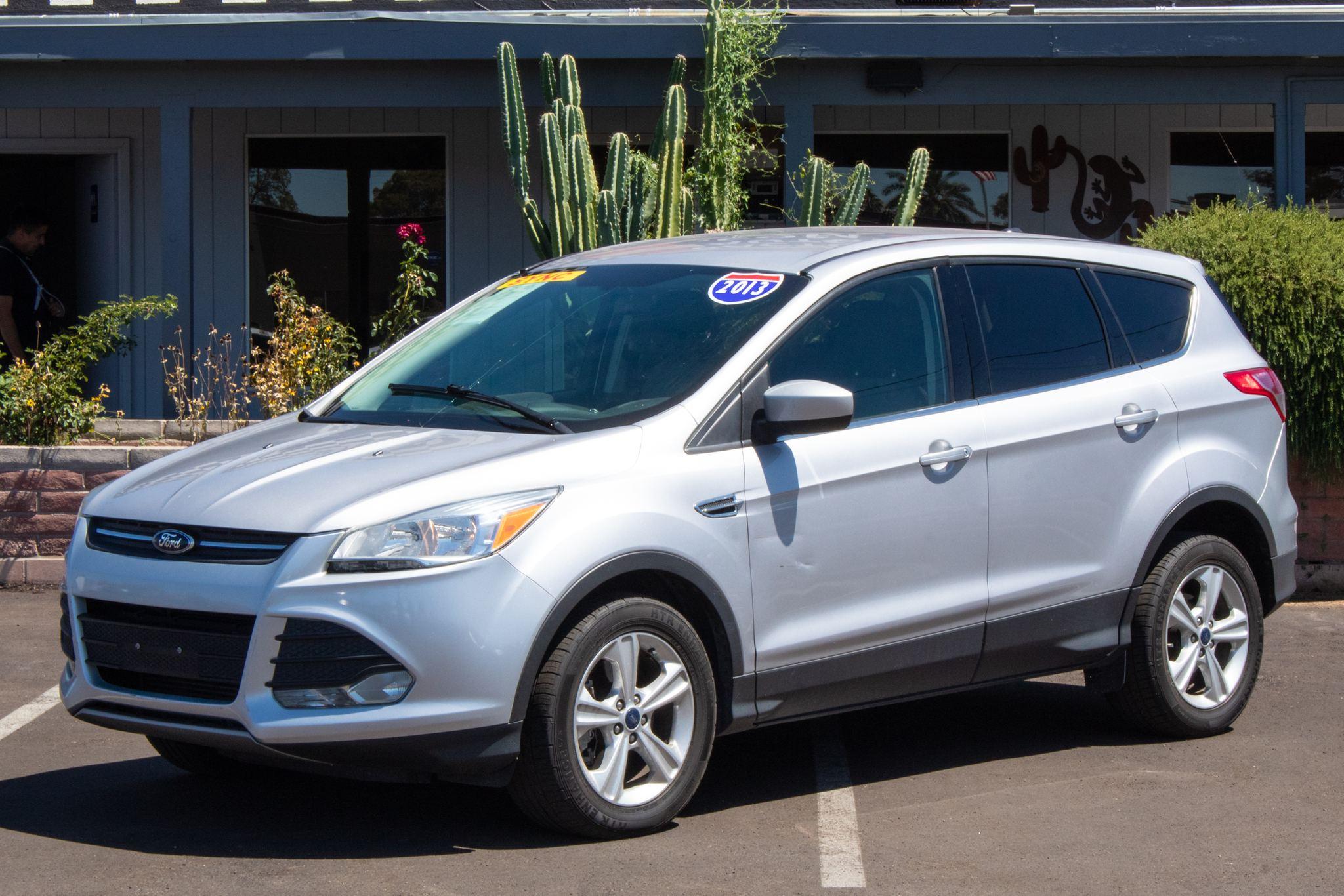 Photo of 2013 Ford Escape 4d SUV FWD SE