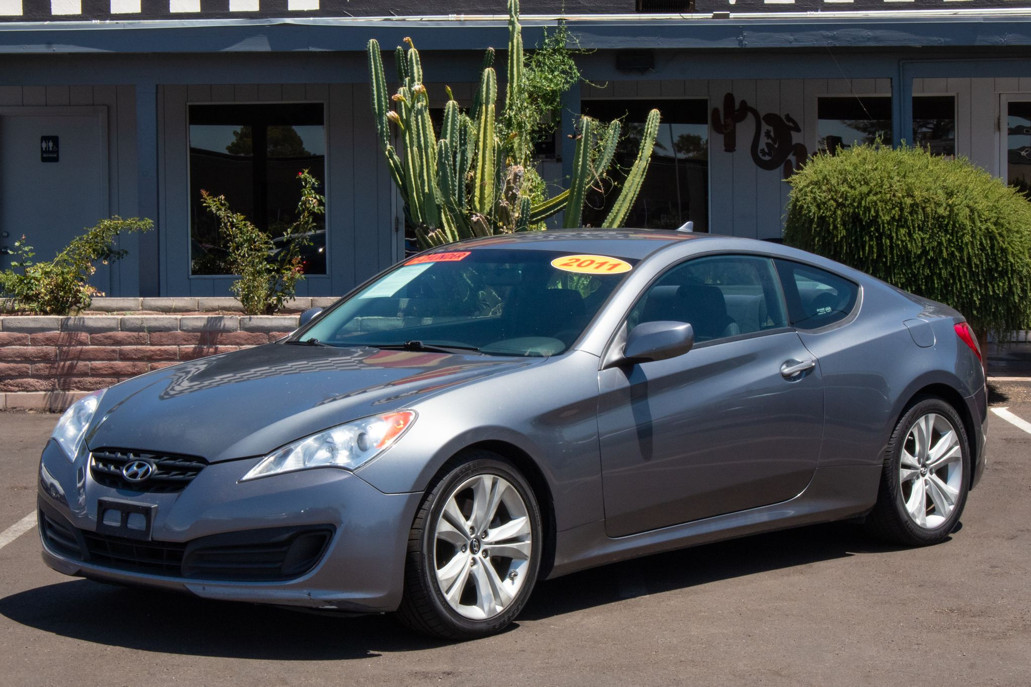 Photo of 2011 Hyundai Genesis Coupe 2d Coupe 2.0T Auto