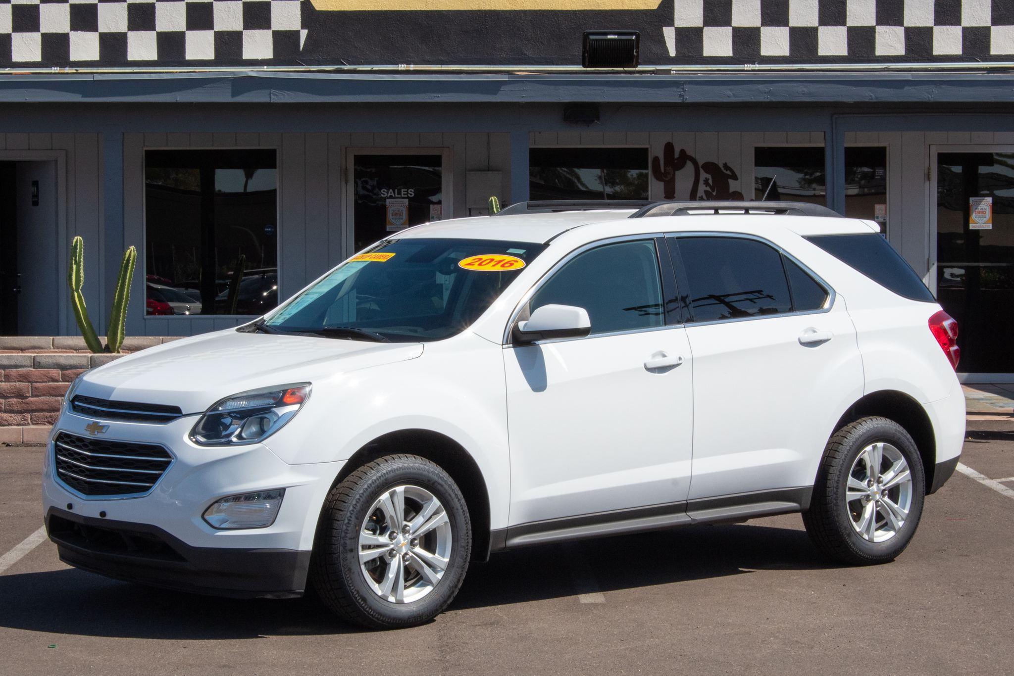 Photo of 2016 Chevrolet Equinox 4d SUV FWD LT