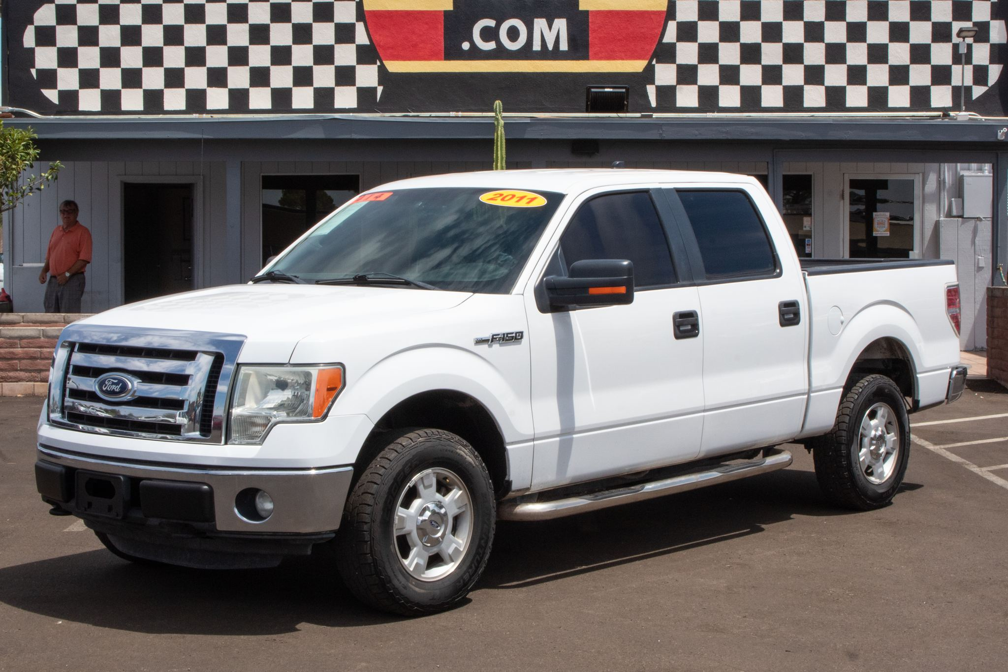 Photo of 2011 Ford F150 4WD Supercrew XLT 5 1/2