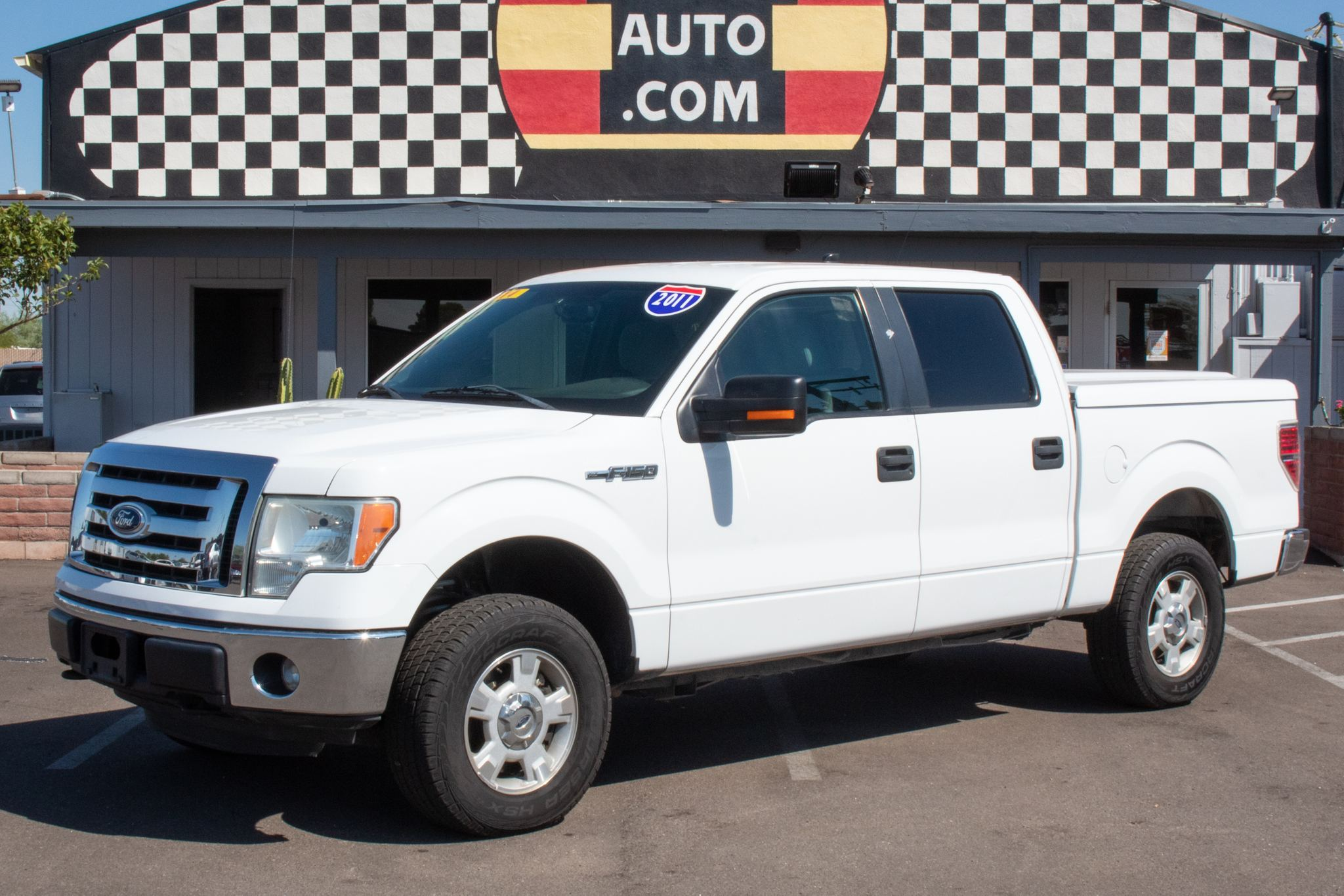 Photo of 2011 Ford F150 4WD Supercrew XLT 6 1/2