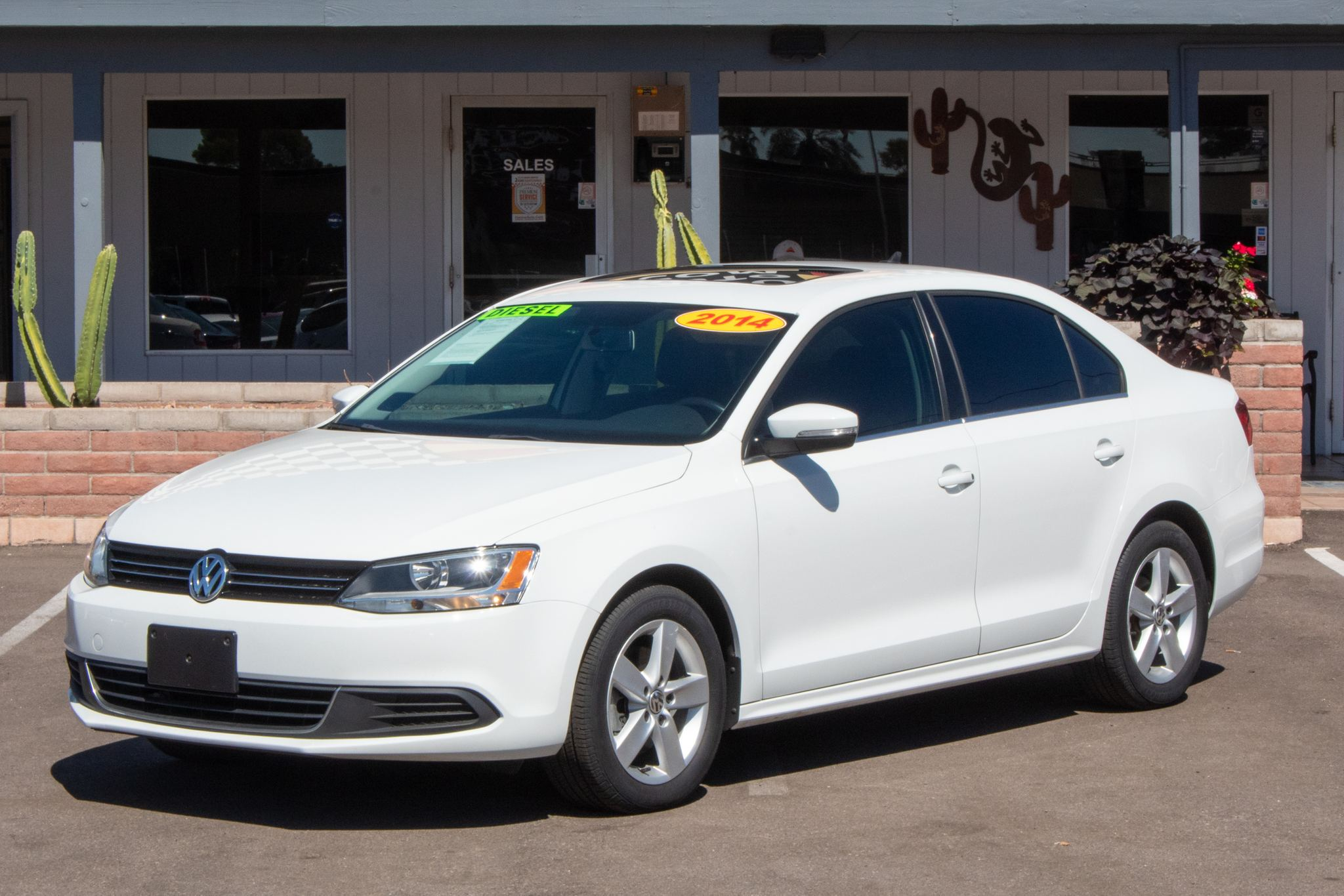 Photo of 2014 Volkswagen Jetta TDI 4d Sedan Premium Auto