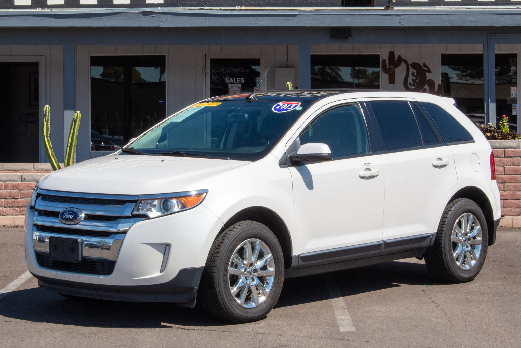 Photo of 2013 Ford Edge 4d SUV FWD SEL
