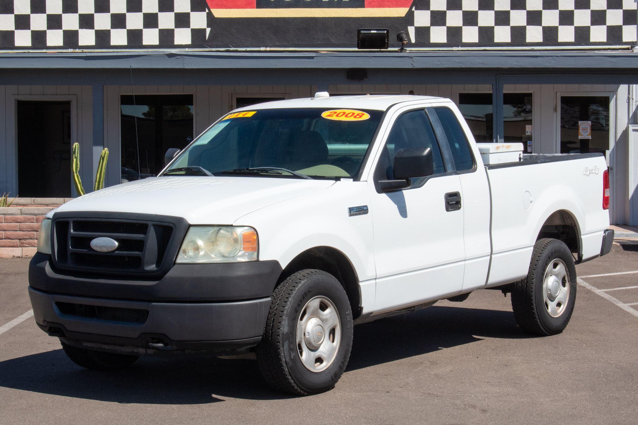 Photo of 2008 Ford F150 4WD Reg Cab XL