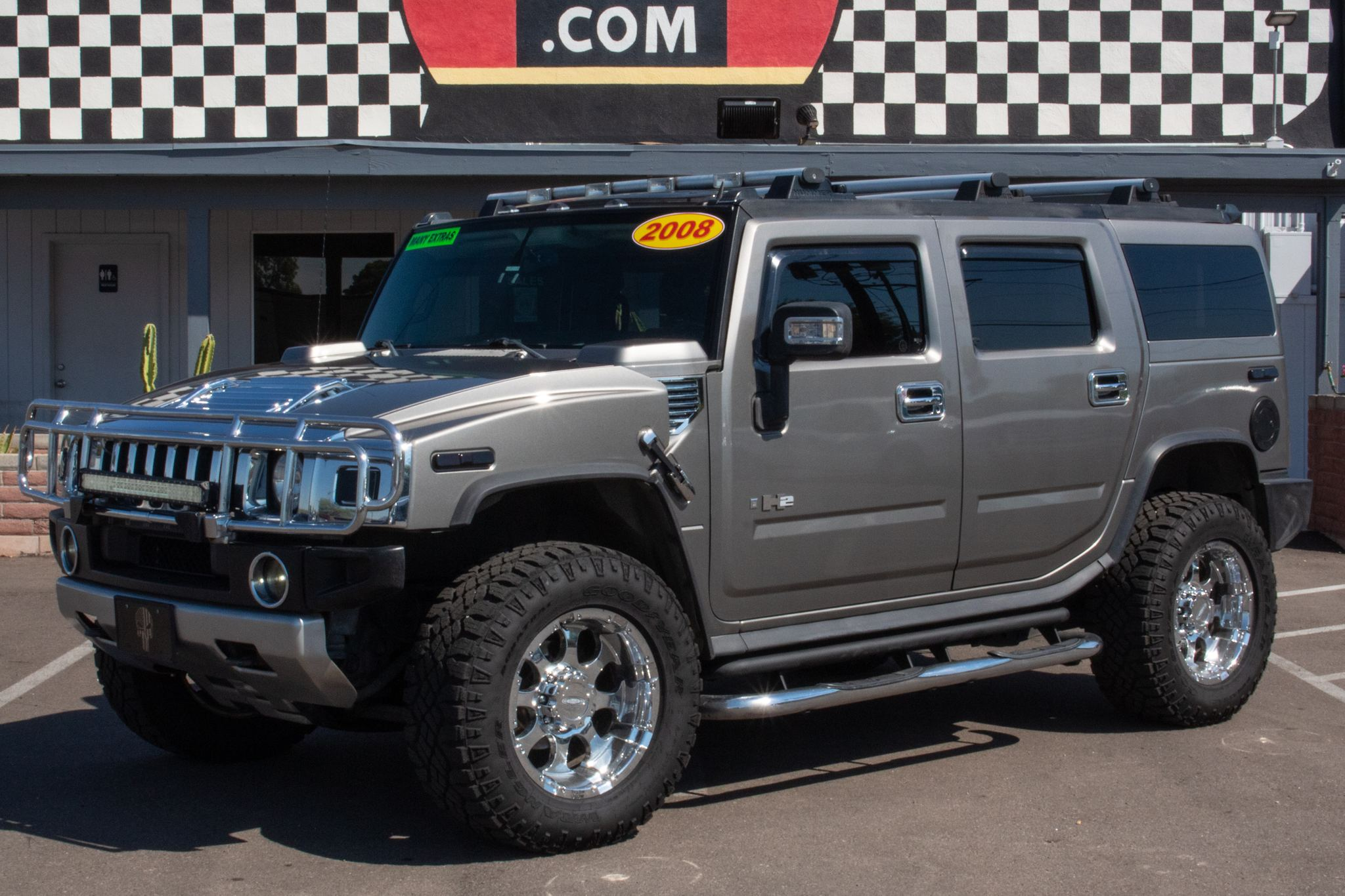 Photo of 2008 Hummer H2 4d SUV