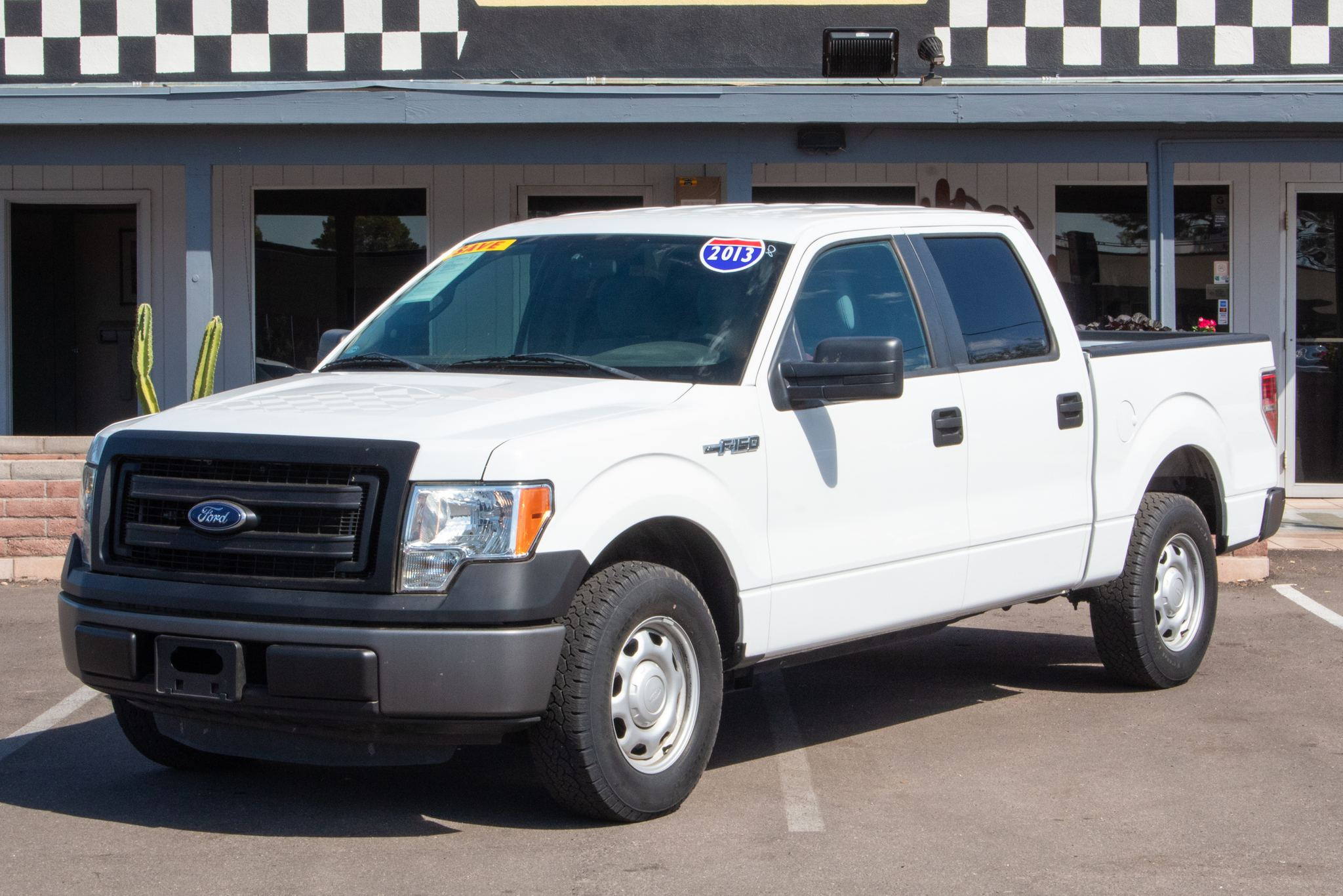 Photo of 2013 Ford F150 2WD Supercrew XL 5 1/2