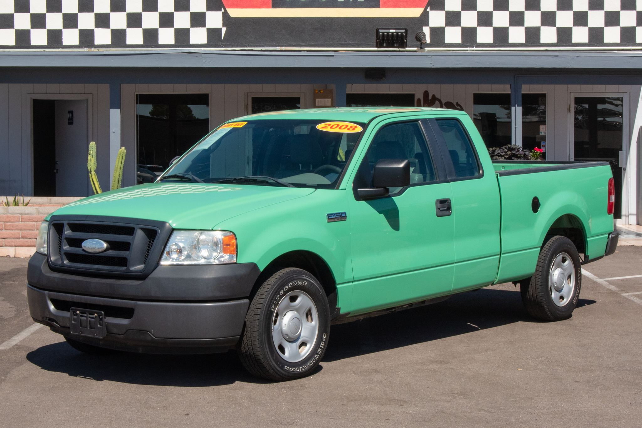 Photo of 2008 Ford F150 2WD Supercab XL