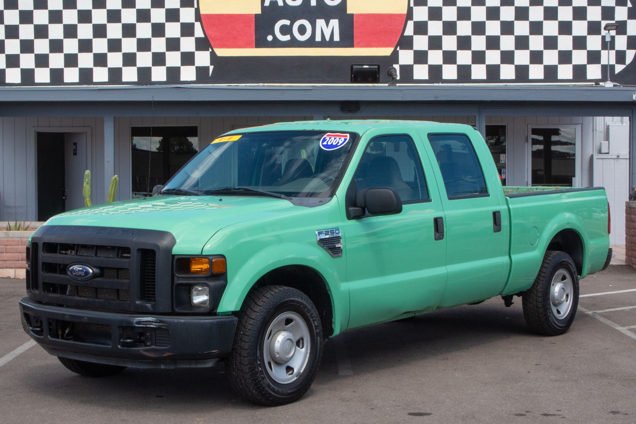 Photo of 2009 Ford F250 2WD Crew Cab XL