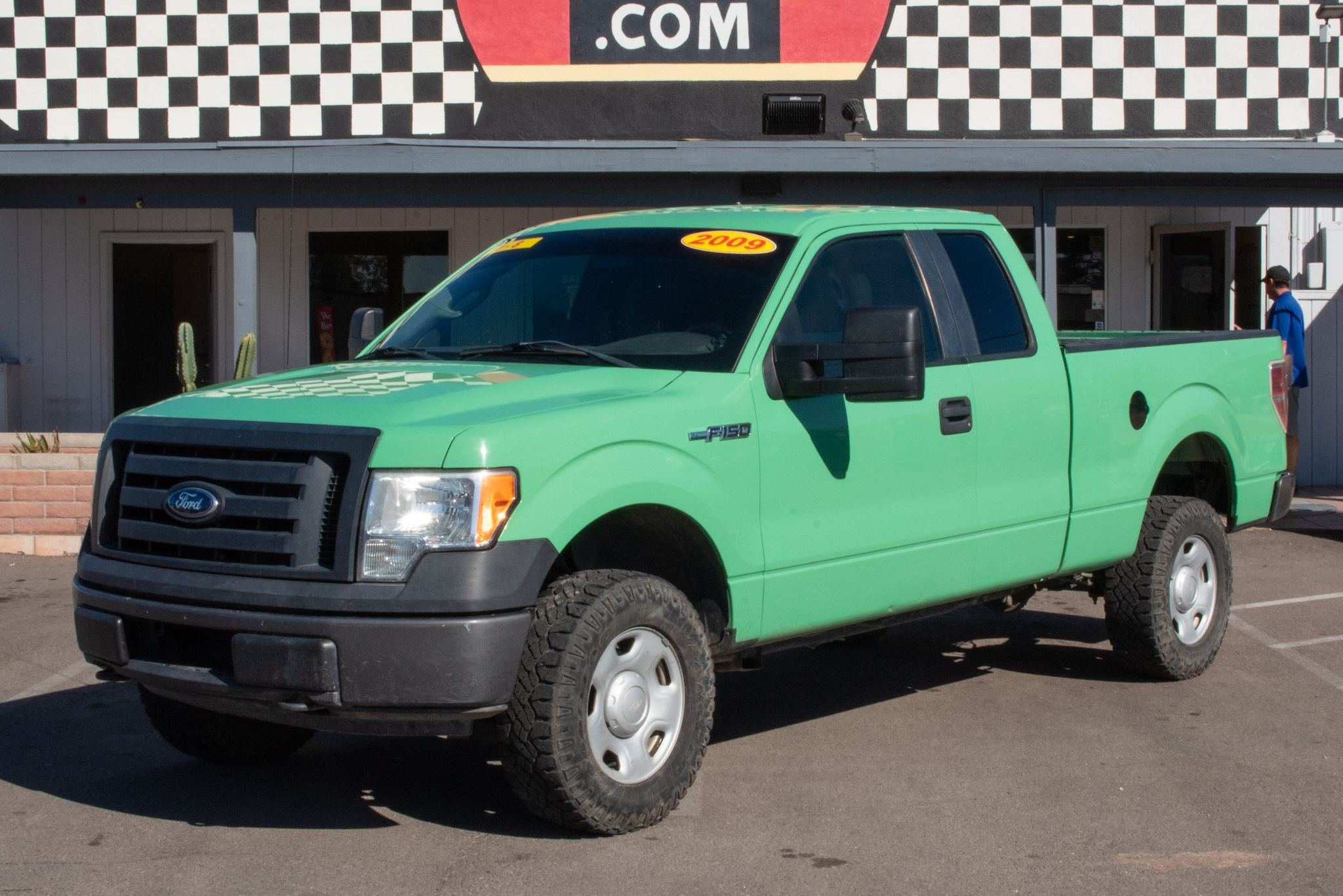 Photo of 2009 Ford F150 4WD Supercrew XL 6 1/2