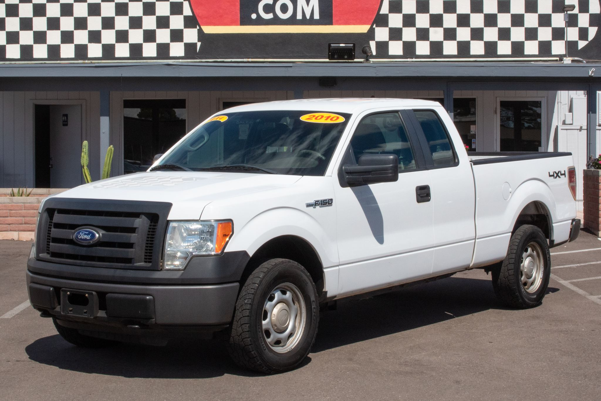 Photo of 2010 Ford F150 4WD Supercab XL