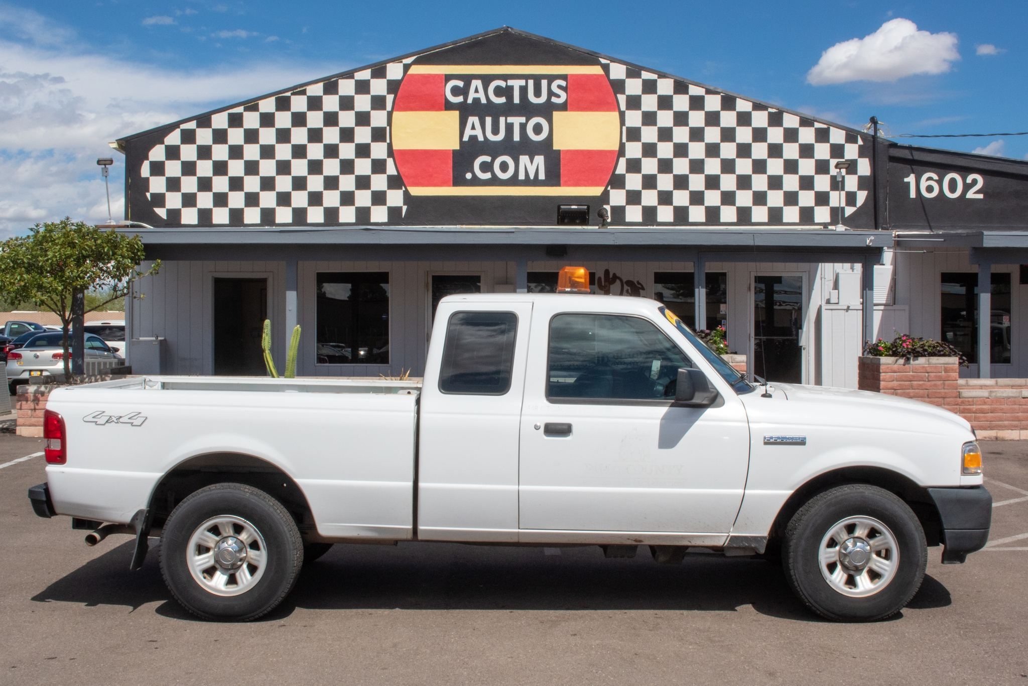Photo of 2009 Ford Ranger 4WD Supercab XL 2d