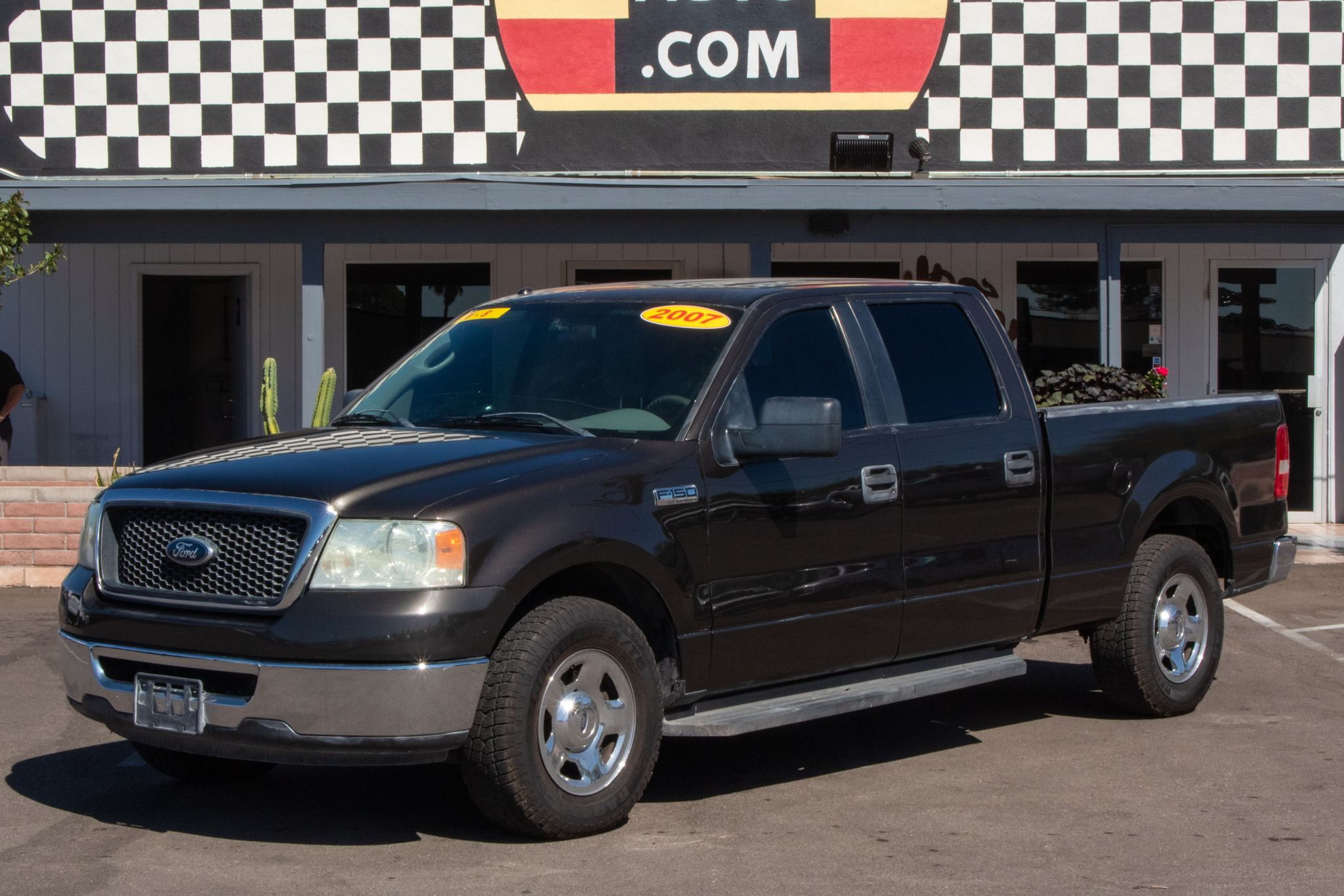 Photo of 2007 Ford F150 2WD Supercrew XLT 6 1/2