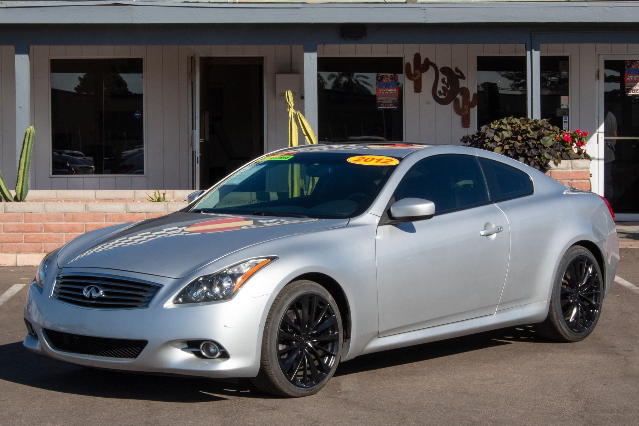 Photo of 2012 Infiniti G37 2d Coupe Sport
